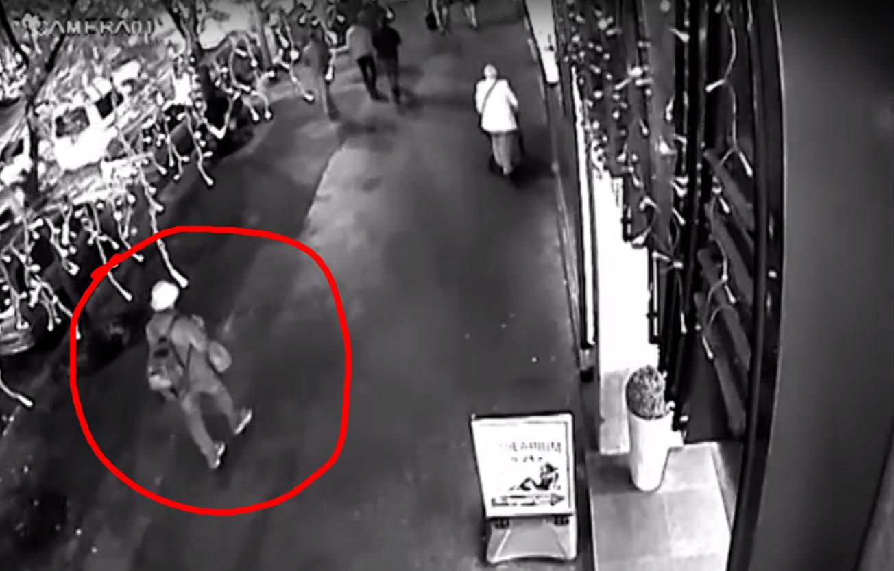 Magyarul beszélt és cipőt cserélt a körúti robbantó