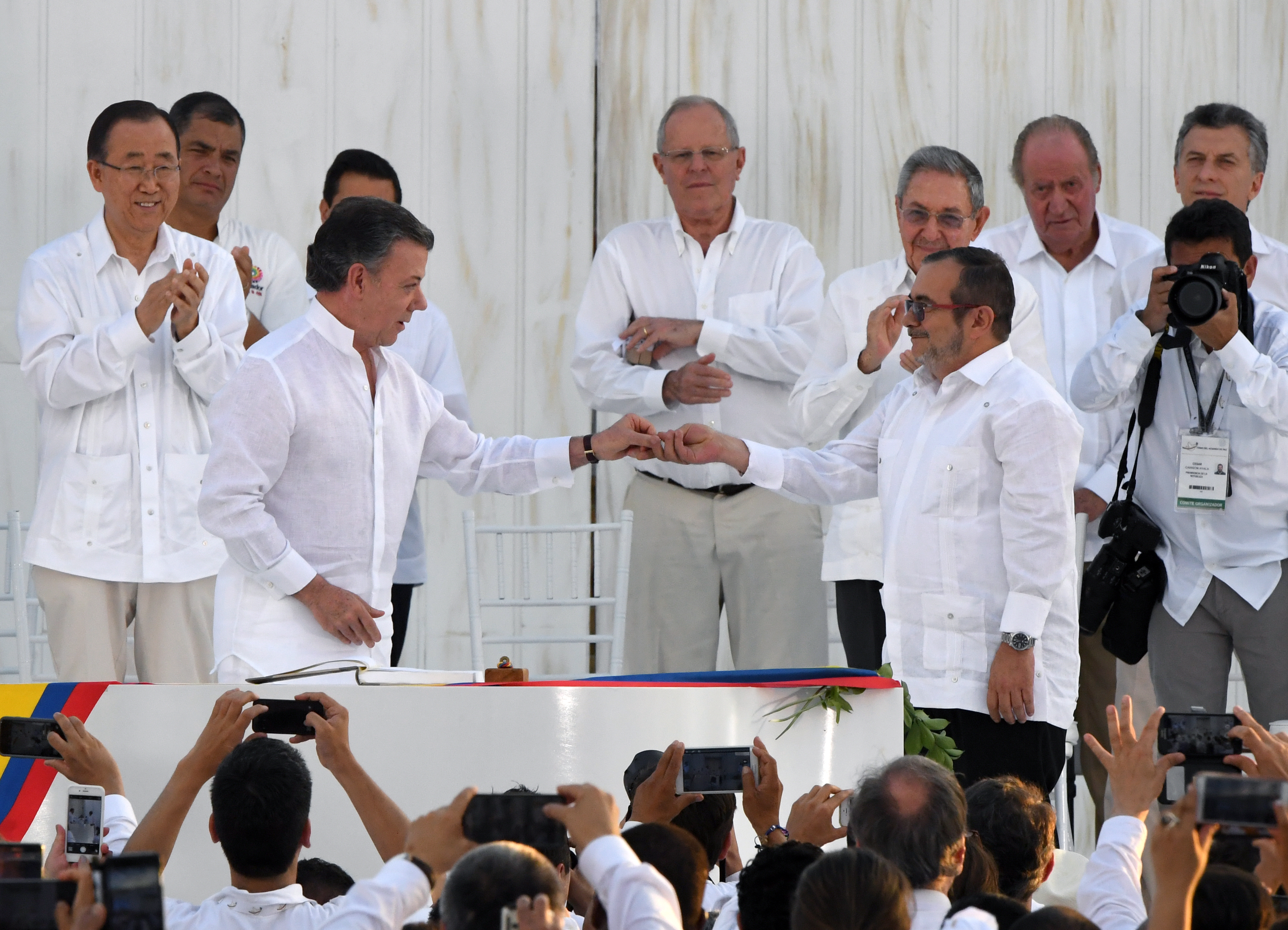 Katarzis Kolumbiában