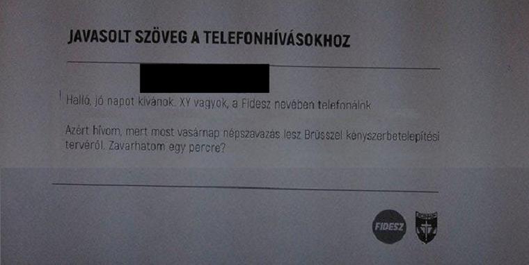 Minisztériumi közhivatalnokoknak munkaidőben kellene fideszes útmutatóval végigtelefonálni a Kubatov-listát