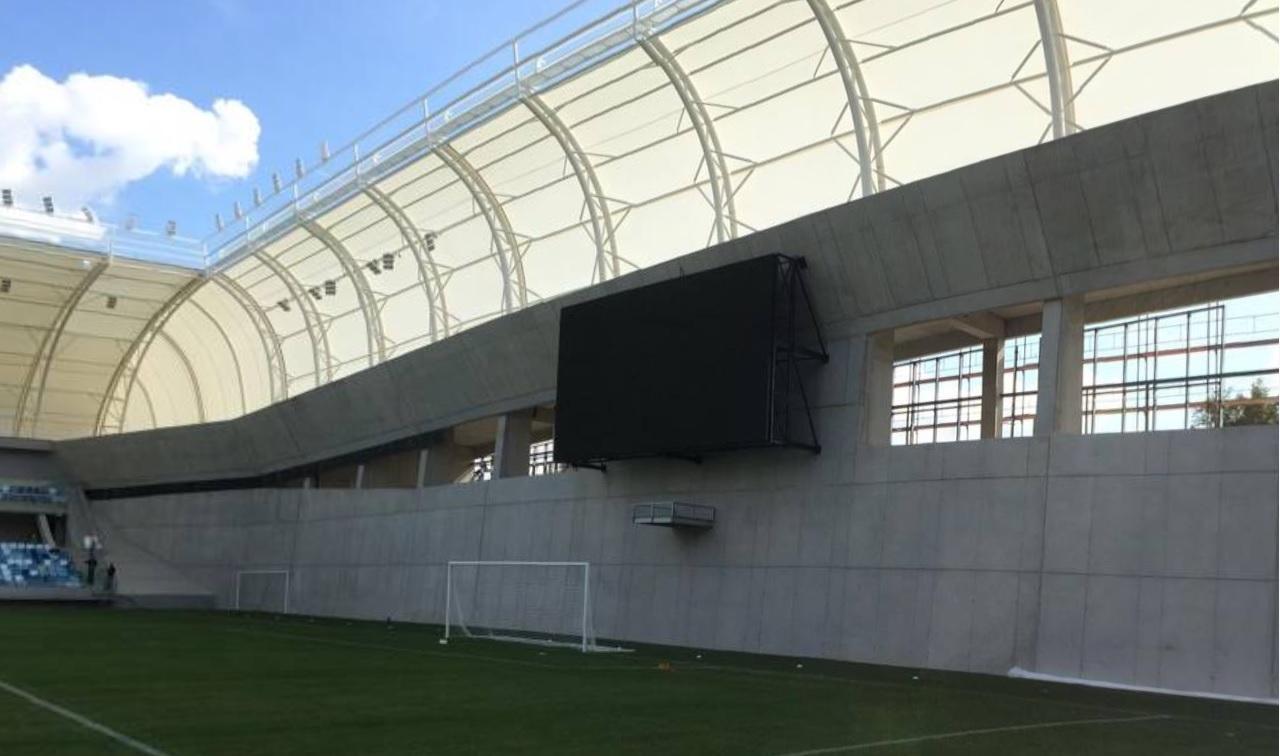 Az új MTK-stadion csodájára jár majd a világ