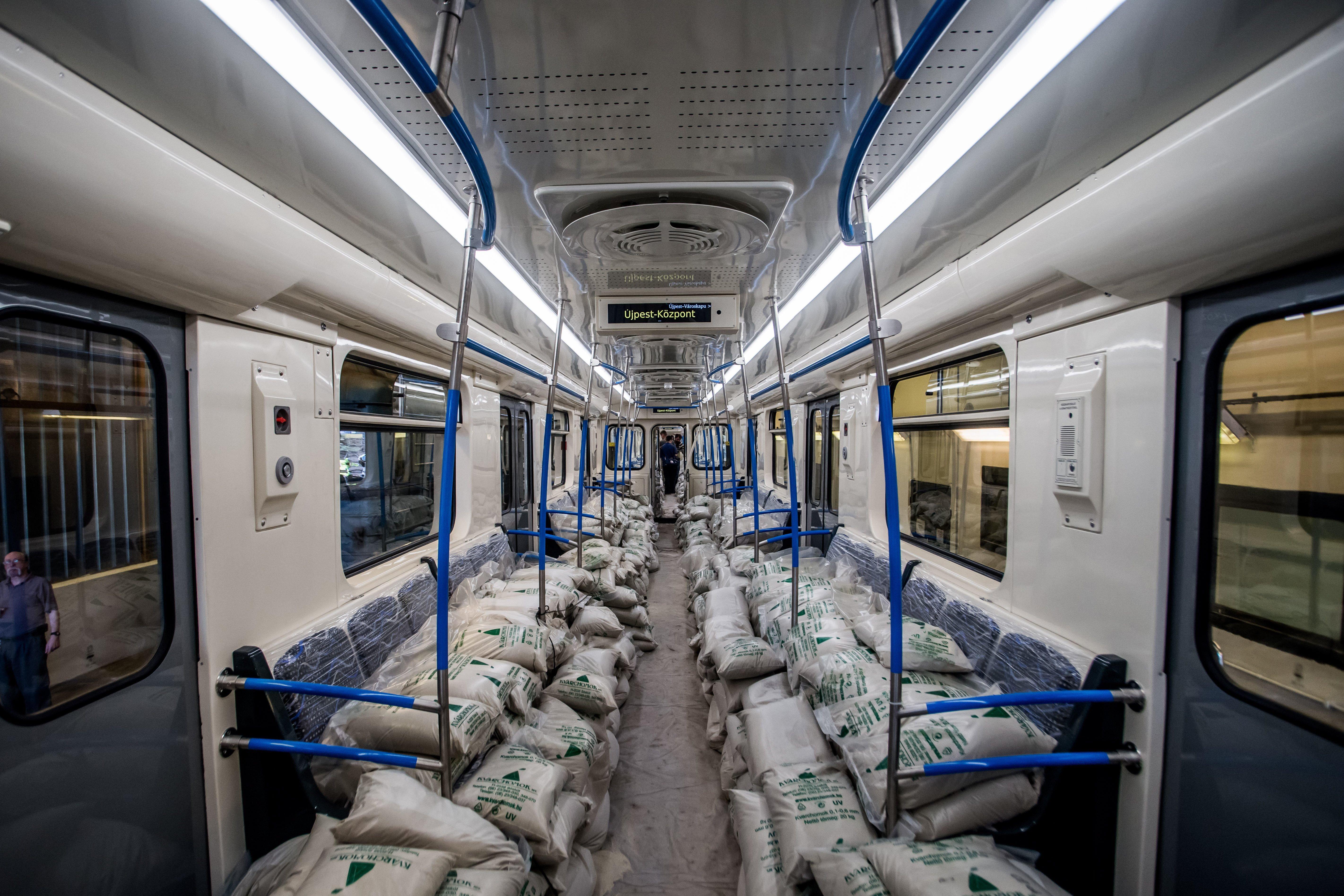Zoom: Több kötbért fizethet a 3-as metrót felújító Metrovagonmas, hogy ne kerüljön bíróság elé az ügy