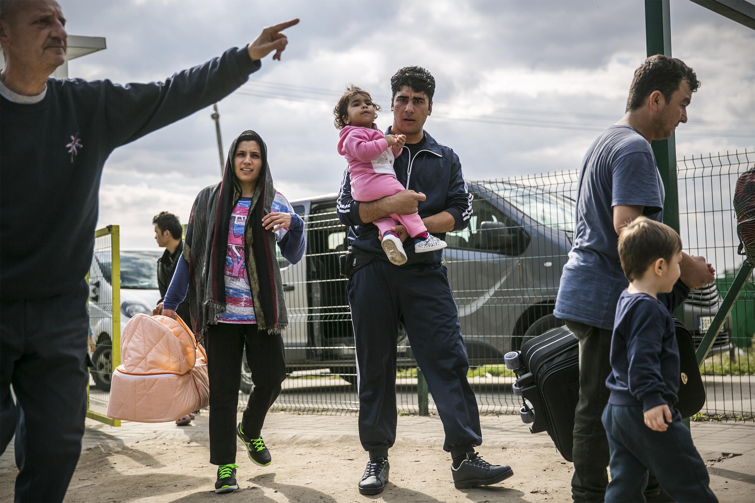 Mindössze 35 menekültet fogadott be Magyarország idén