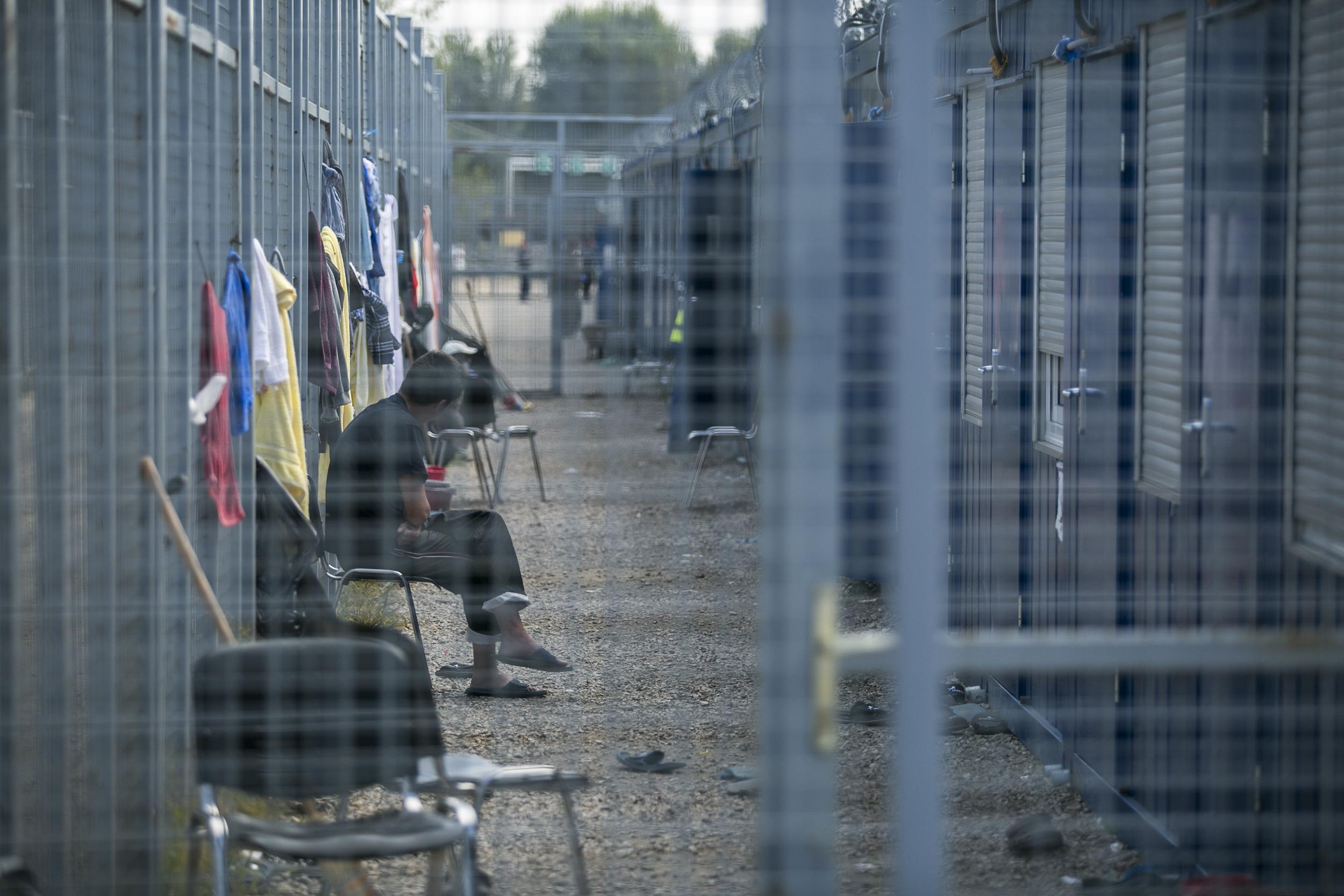 A strasbourgi bíróság felszólította a magyar hatóságokat, hogy adjanak enni egy afgán menedékkérőnek