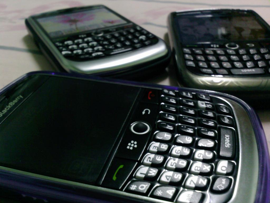 Nem gyárt több telefont a Blackberry