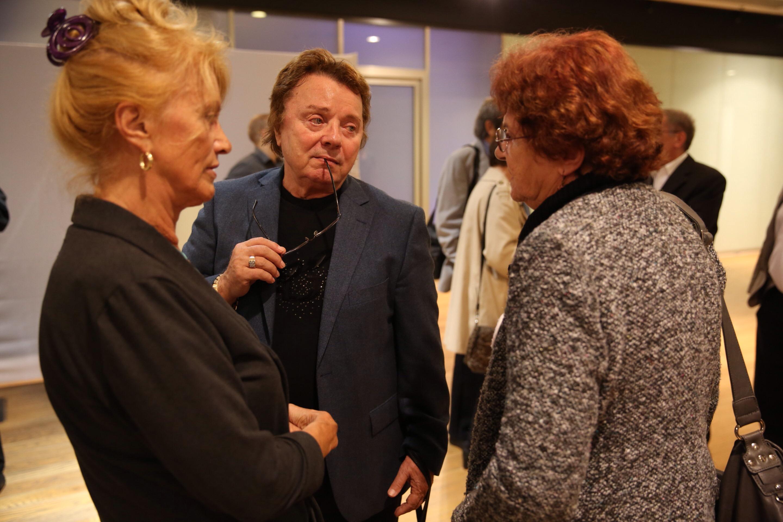 Aradszky László és Wittner Mária elkeveredtek a Fidesz eredményváróján