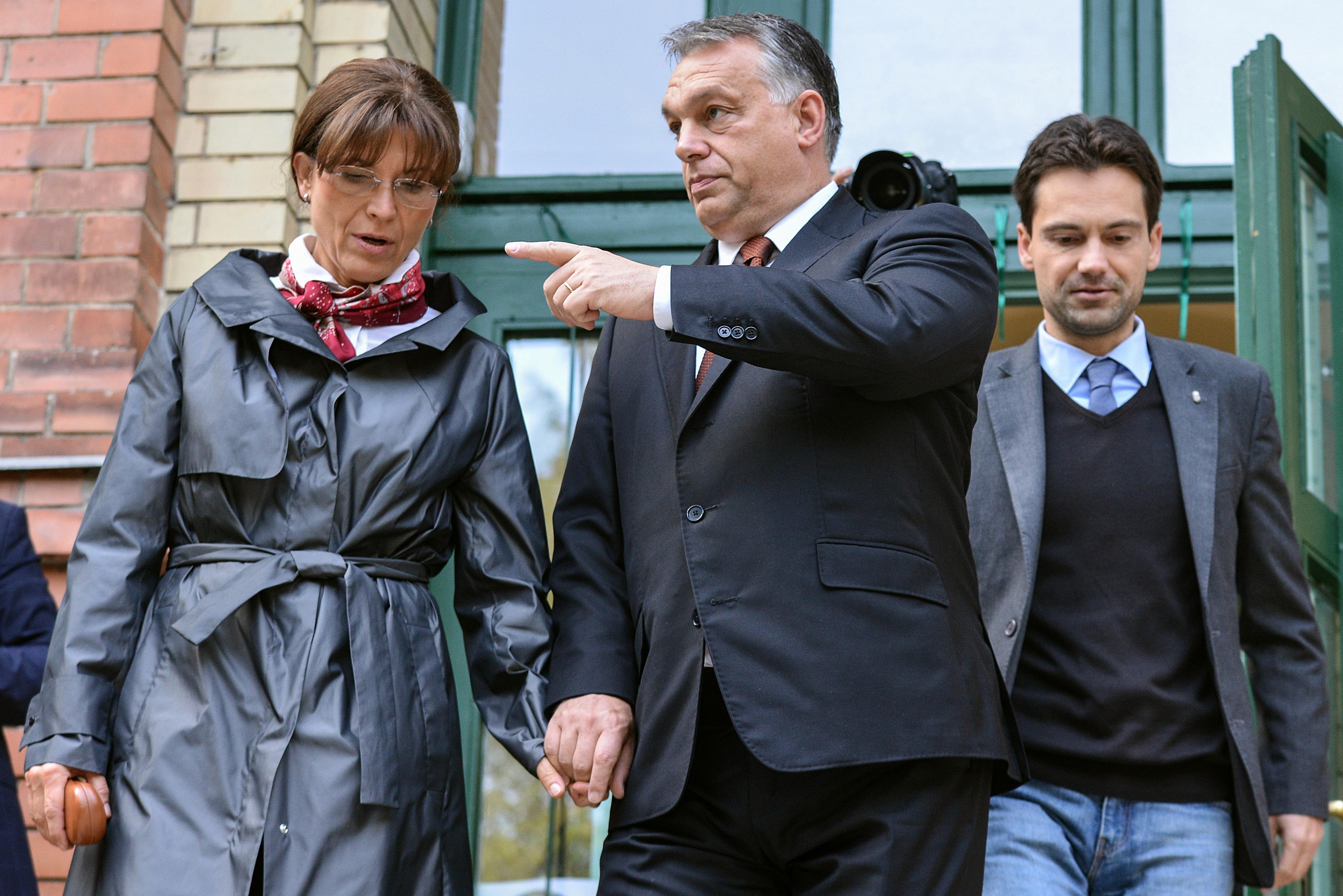 Vona felesége Lévai Anikónak: Anyaként kérem Önt arra, hogy állítsa le a férjét