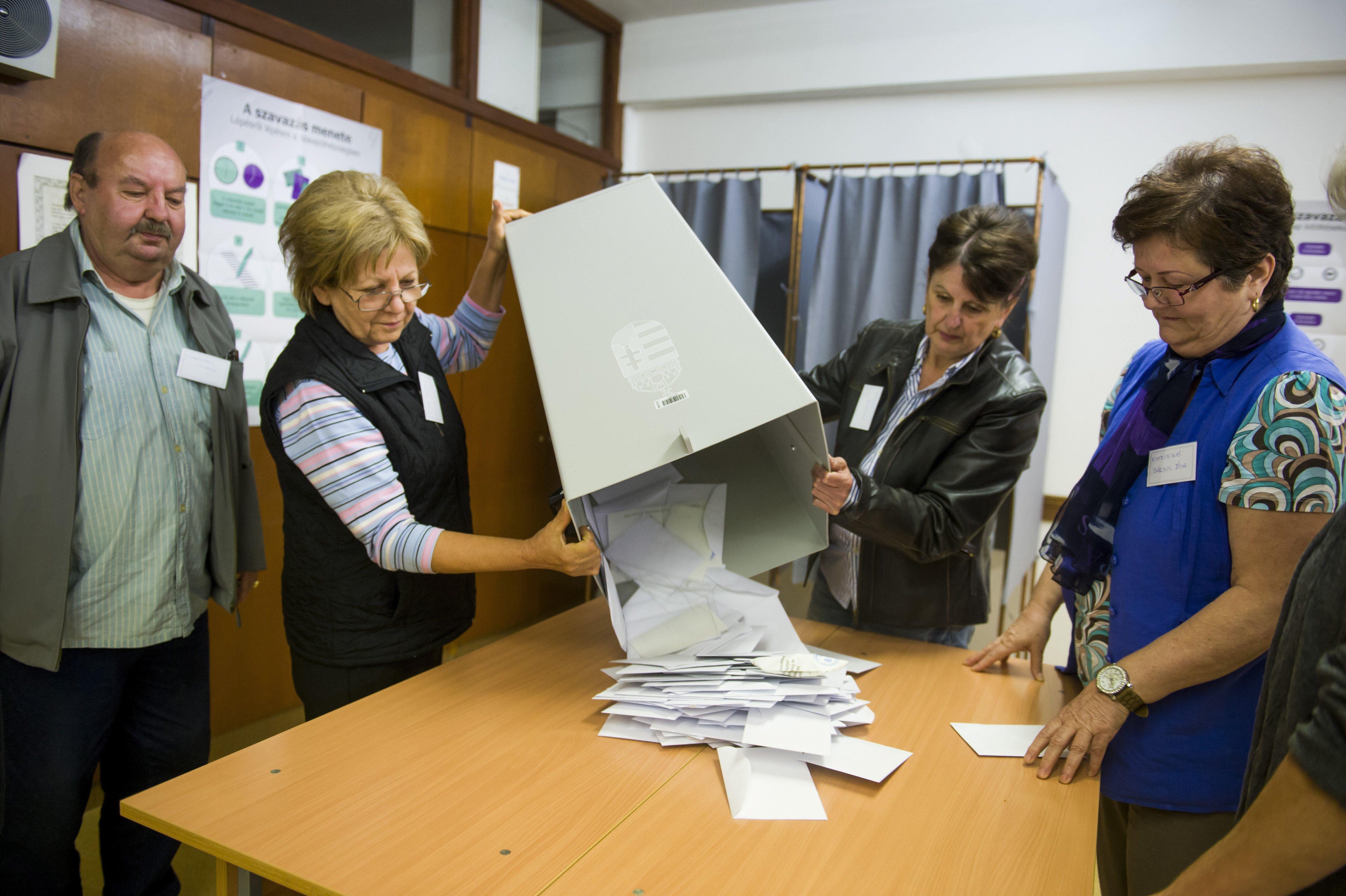 Fideszes támogatással dolgozták ki a szinte tökéletesen arányos magyar választási rendszert