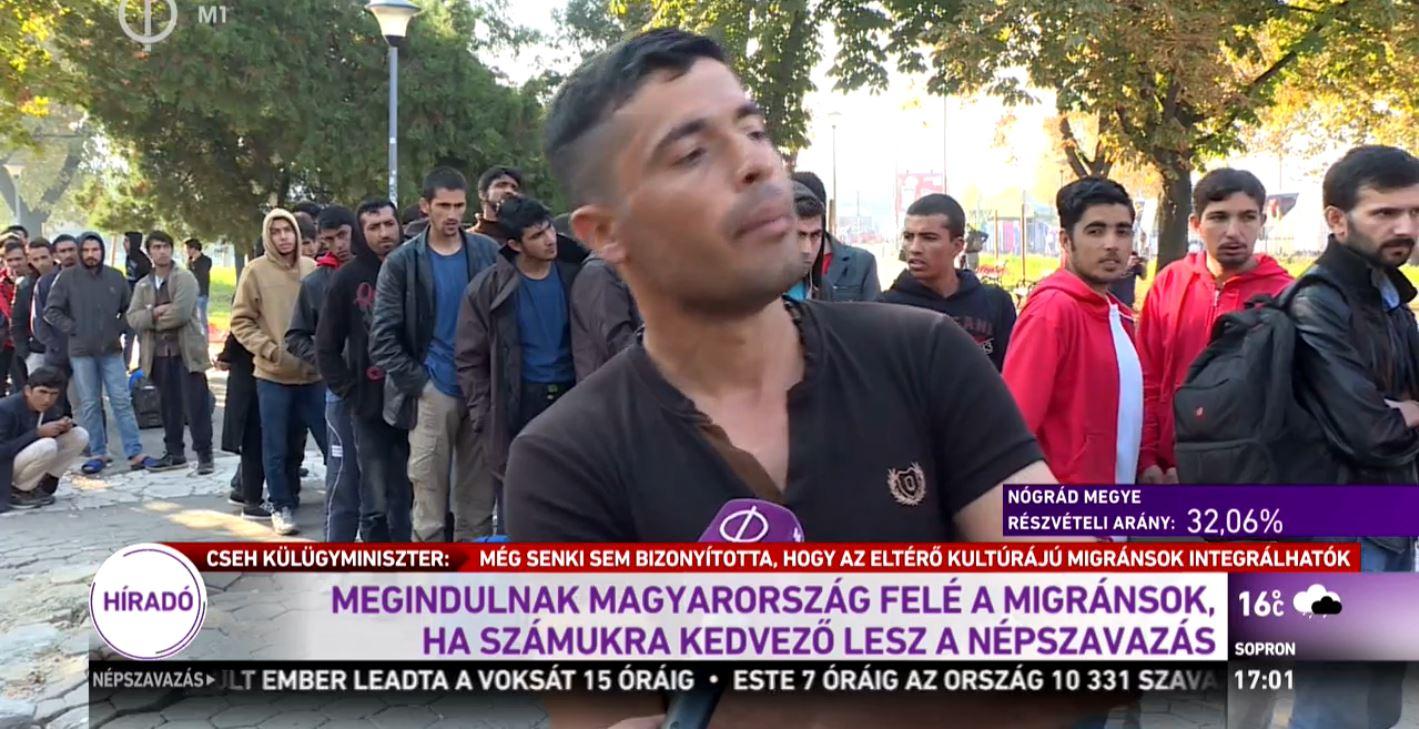 Felmentették a skizofrén férfit, aki a Híradót nézve azt képzelte, hogy az anyját megszállta egy migráns, ezért meg akarta ölni