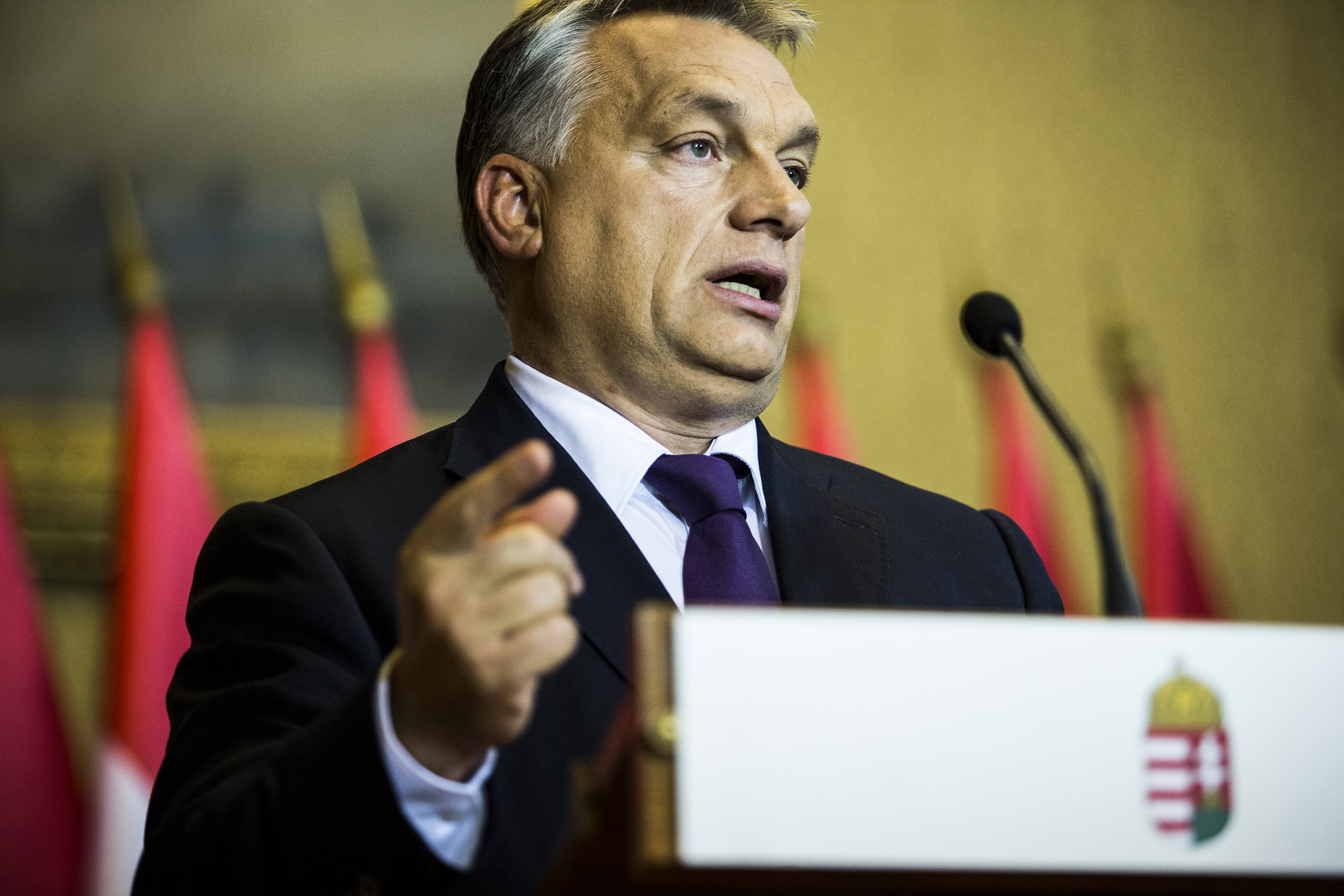 Orbán személyesen rendelte el a civil szervezetek elleni hadjáratot