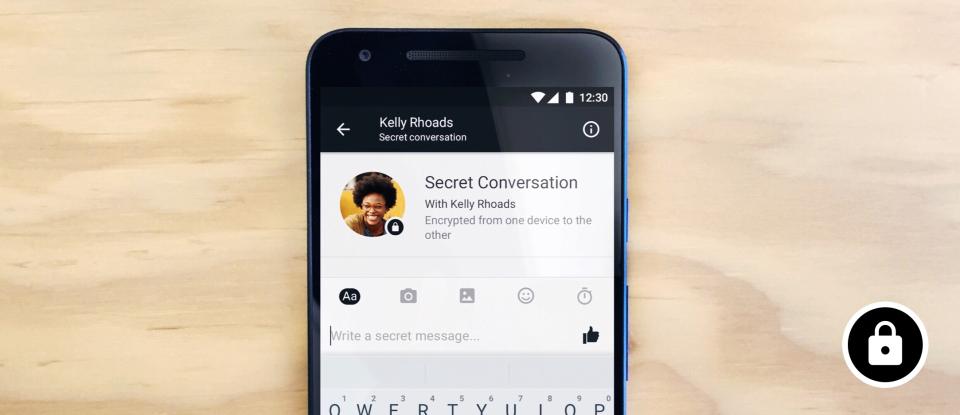 Végre rendesen titkosítja a Facebook Messenger a beszélgetéseinket
