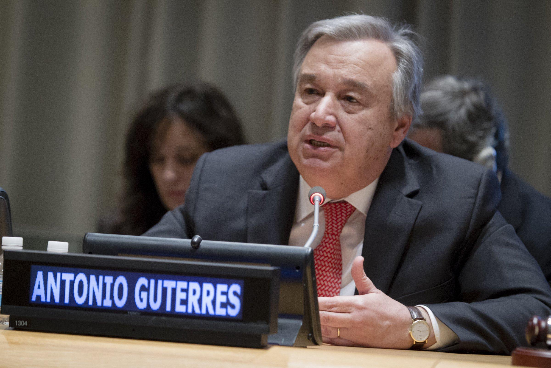 Az ENSZ főtitkára klímavészhelyzet elrendelésére kért minden országot