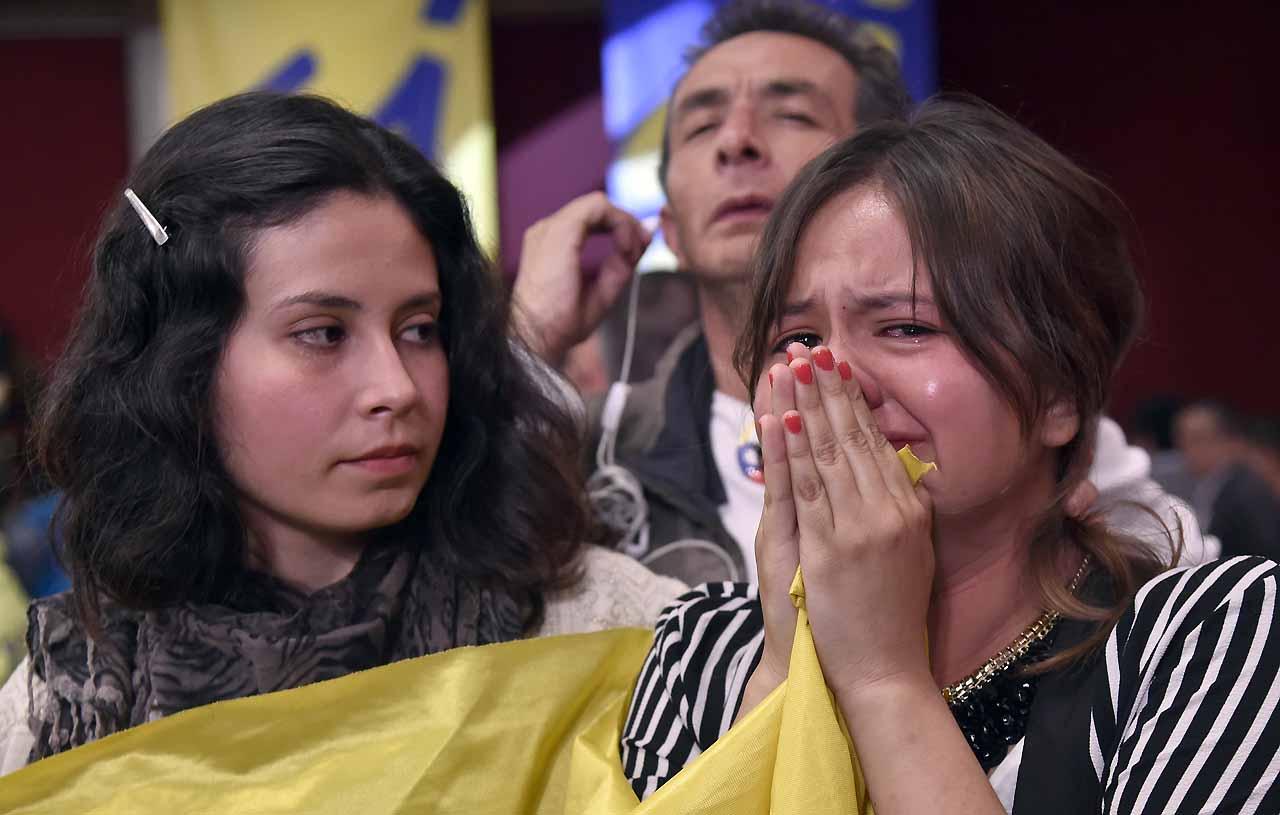 Mi a jó ég történt Kolumbiában?