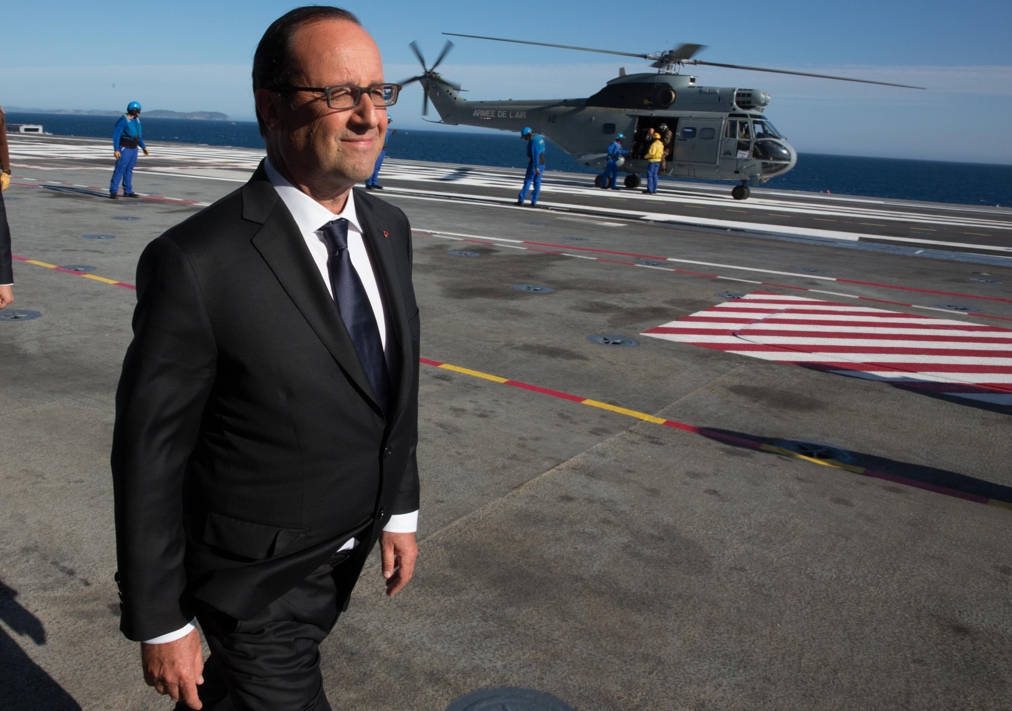 Francois Hollande nem újrázik a francia elnökválasztáson