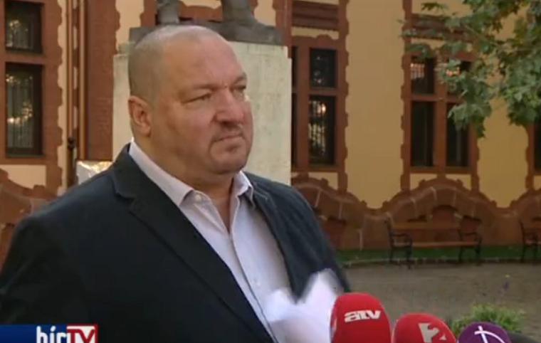 """Németh Szilárd, Fidesz-alelnök: """"Épp itt volt az ideje, hogy bezárjon a Népszabadság váratlanul"""""""