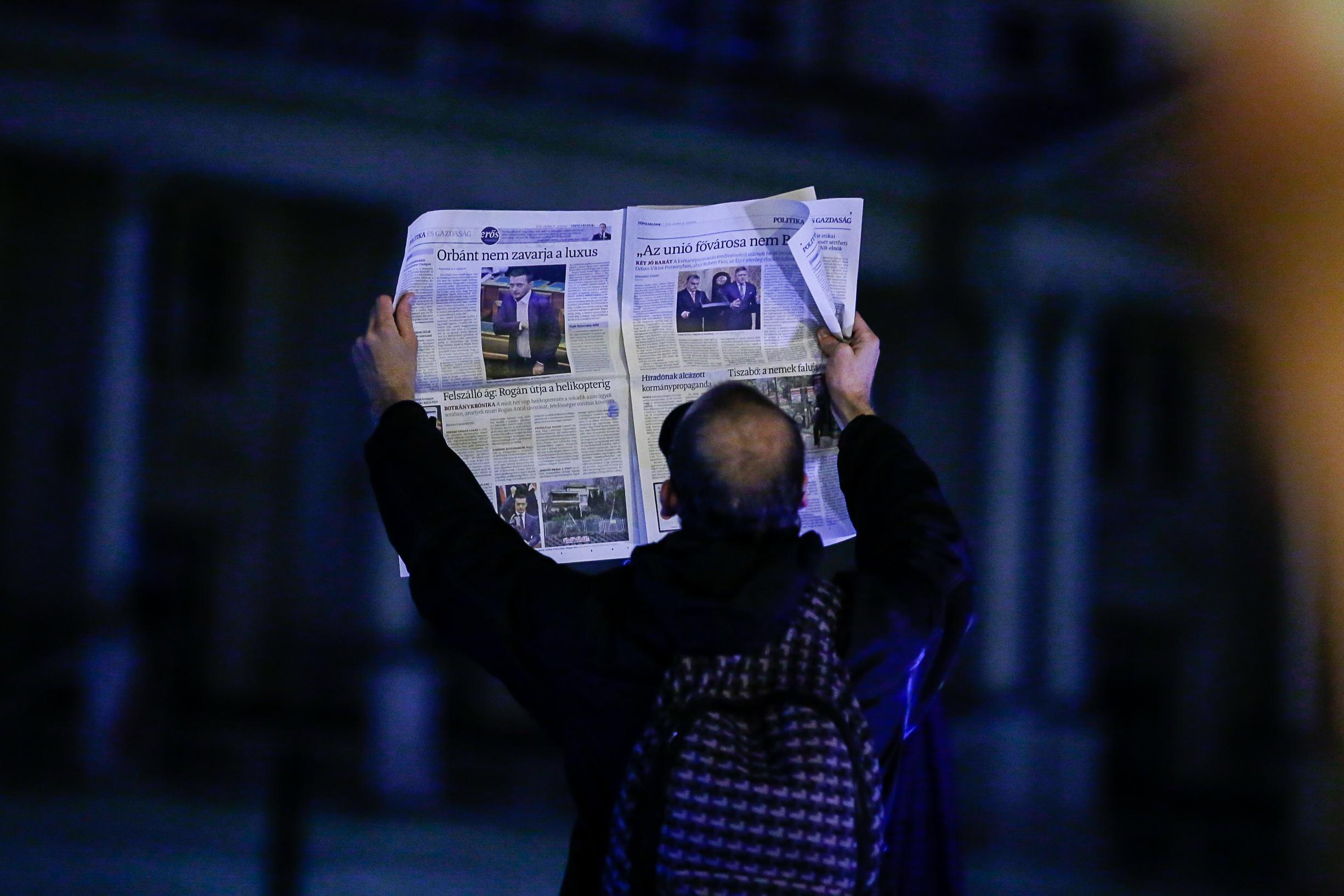 A Mészáros Lőrinc-közeli Opimus Press hétfőn megveheti a Népszabadságot bezáró Mediaworks-t