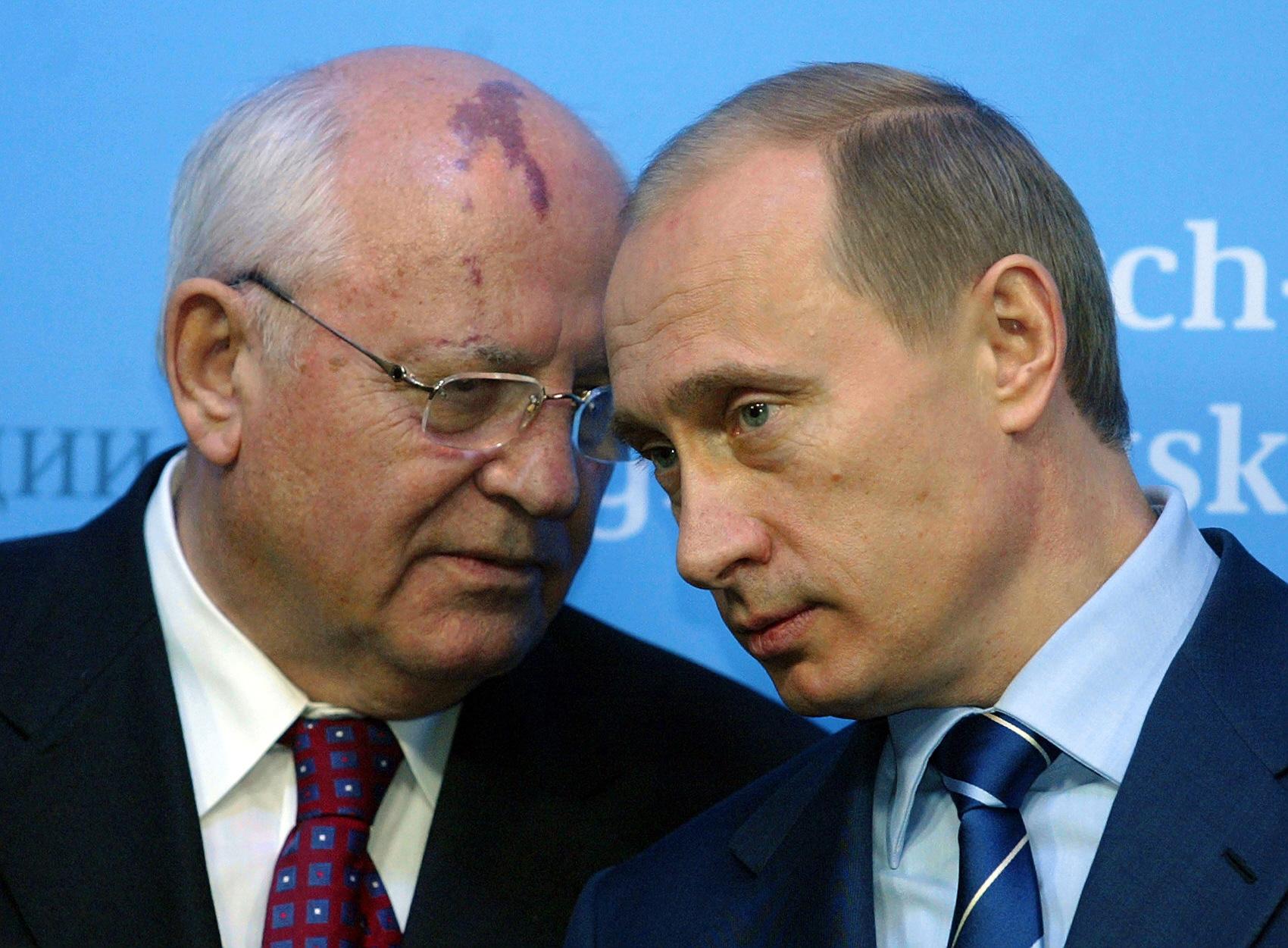 Gorbacsov szerint nem lesz jó vége, ha az amerikaiak és az oroszok nem állnak szóba egymással