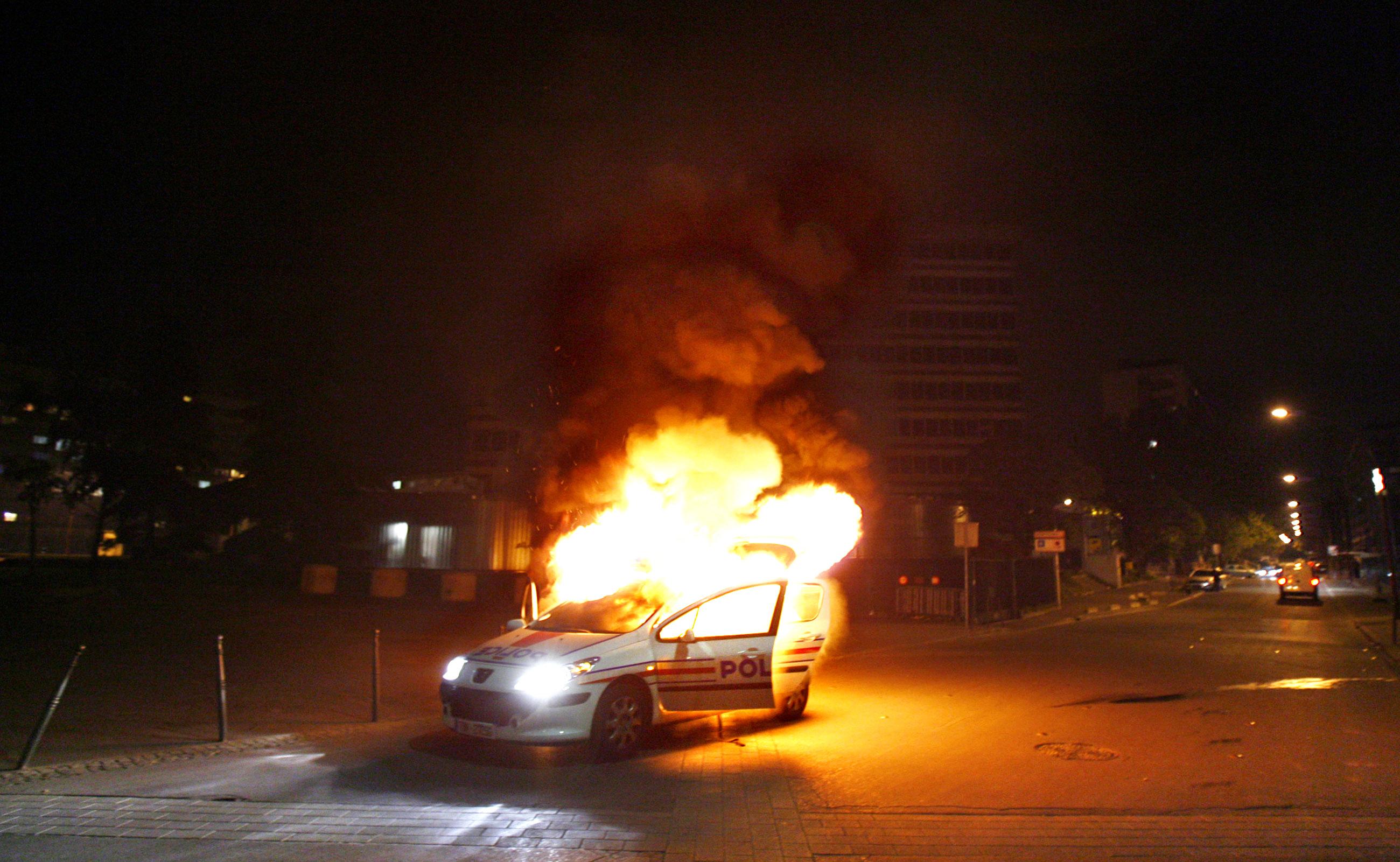 No-go zónák miatt panaszkodnak a francia rendőrszakszervezetek
