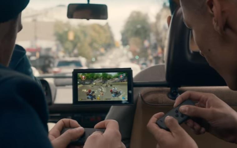 A Nintendo Switch elintézi, hogy egy percre se kelljen megszakítanod a játékot