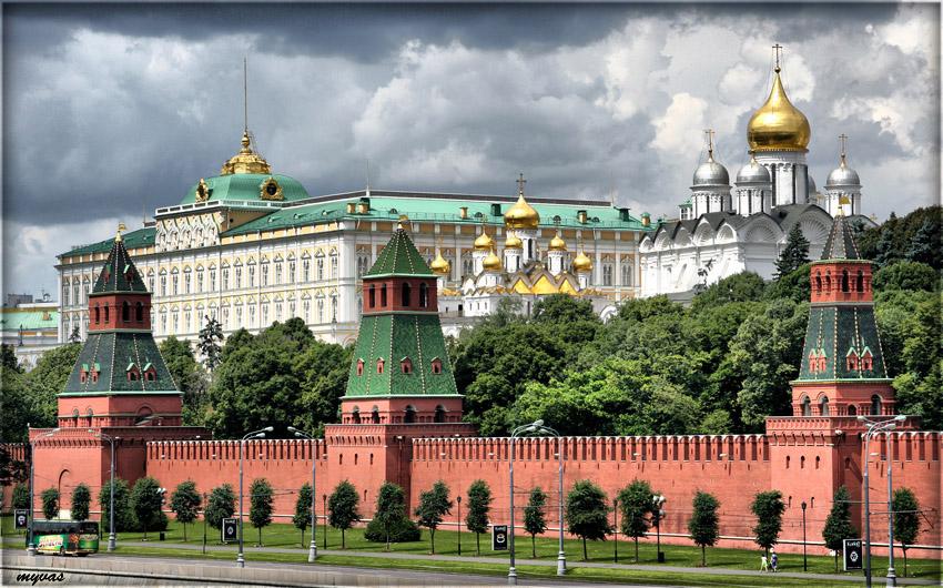 A Kreml körül nem működik a GPS