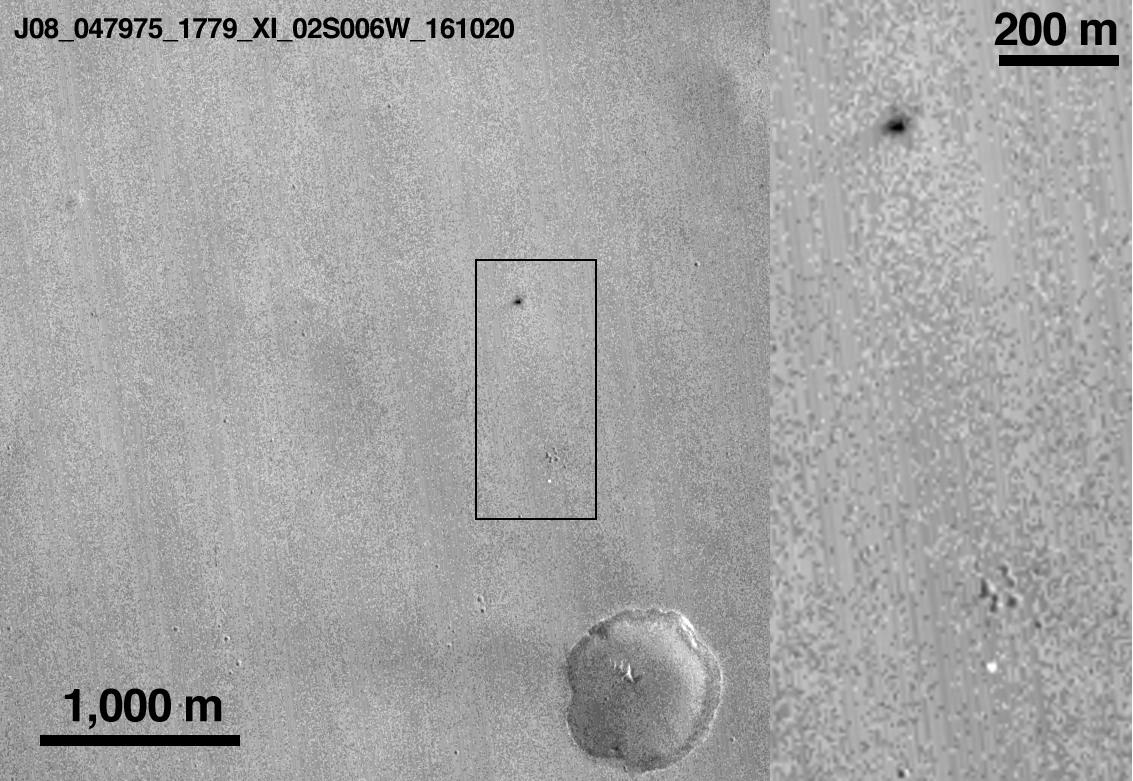 A NASA megtalálhatta az európai Mars-szondát