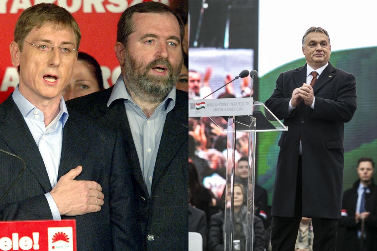 Akkor és most: hány külföldi vezető jött ünnepelni 2006. október 23-án és most?