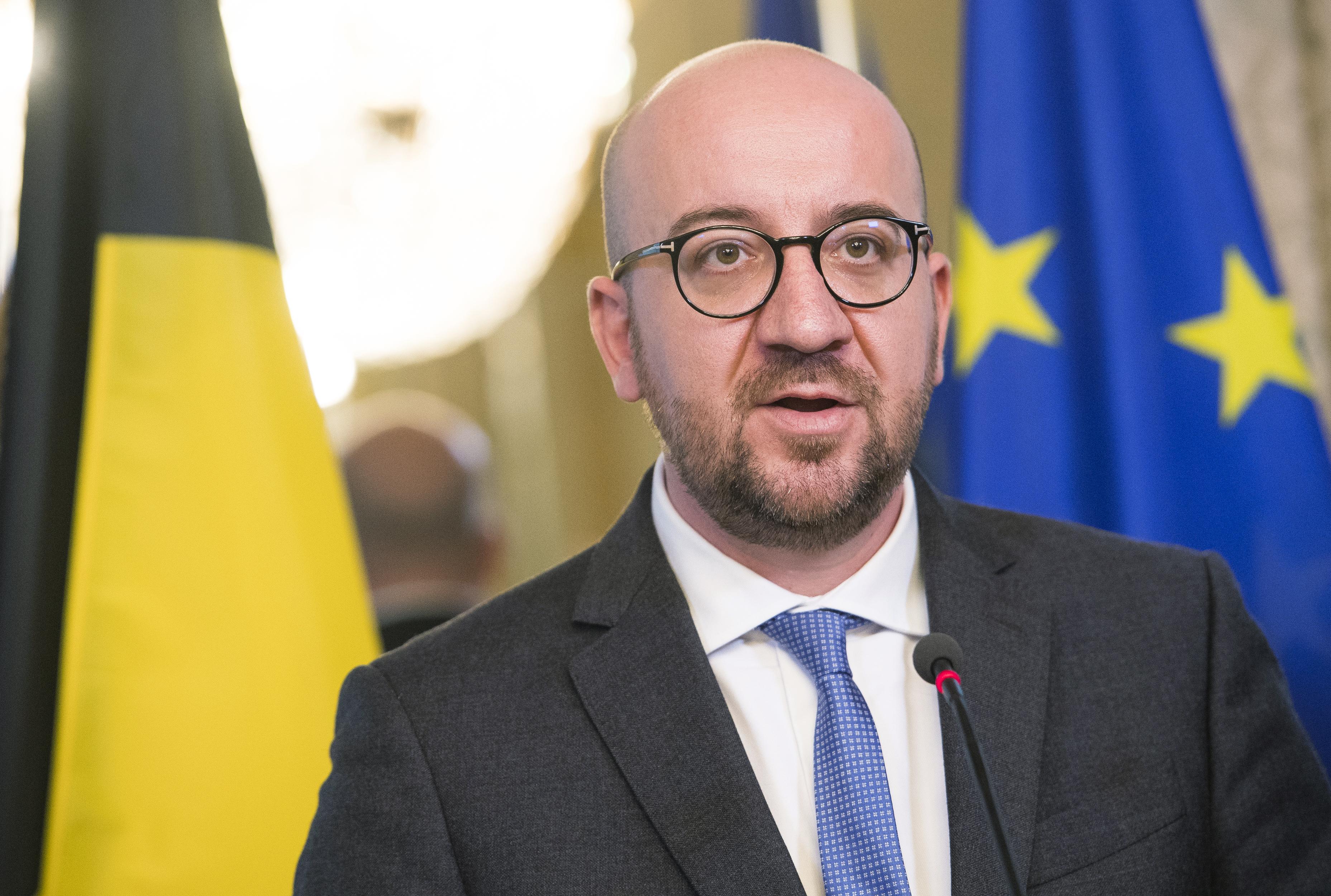 A belga kormányfő beadja a lemondását
