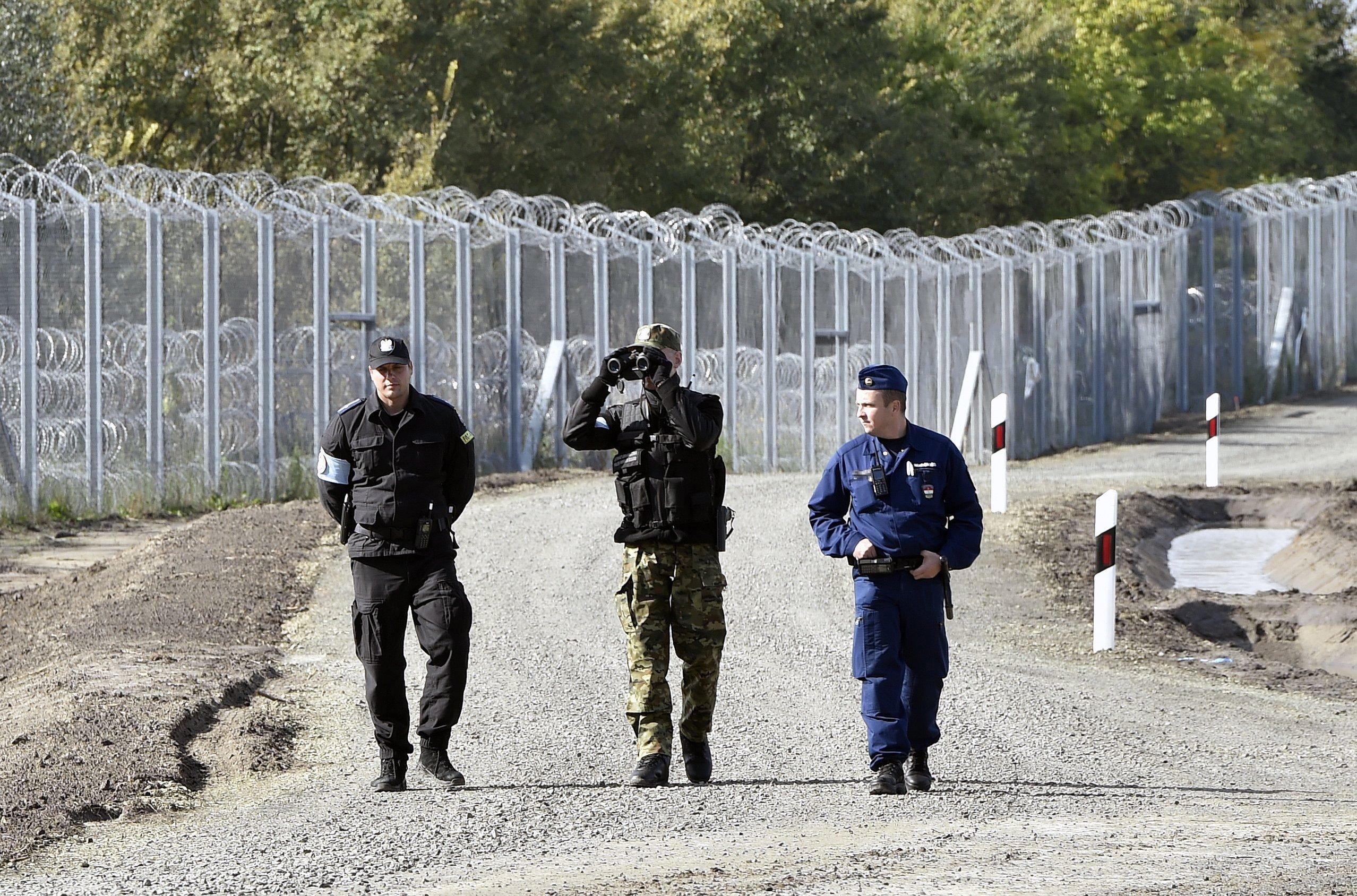 Csak a jelentkezők harmada kezdte meg a határvadászképzést