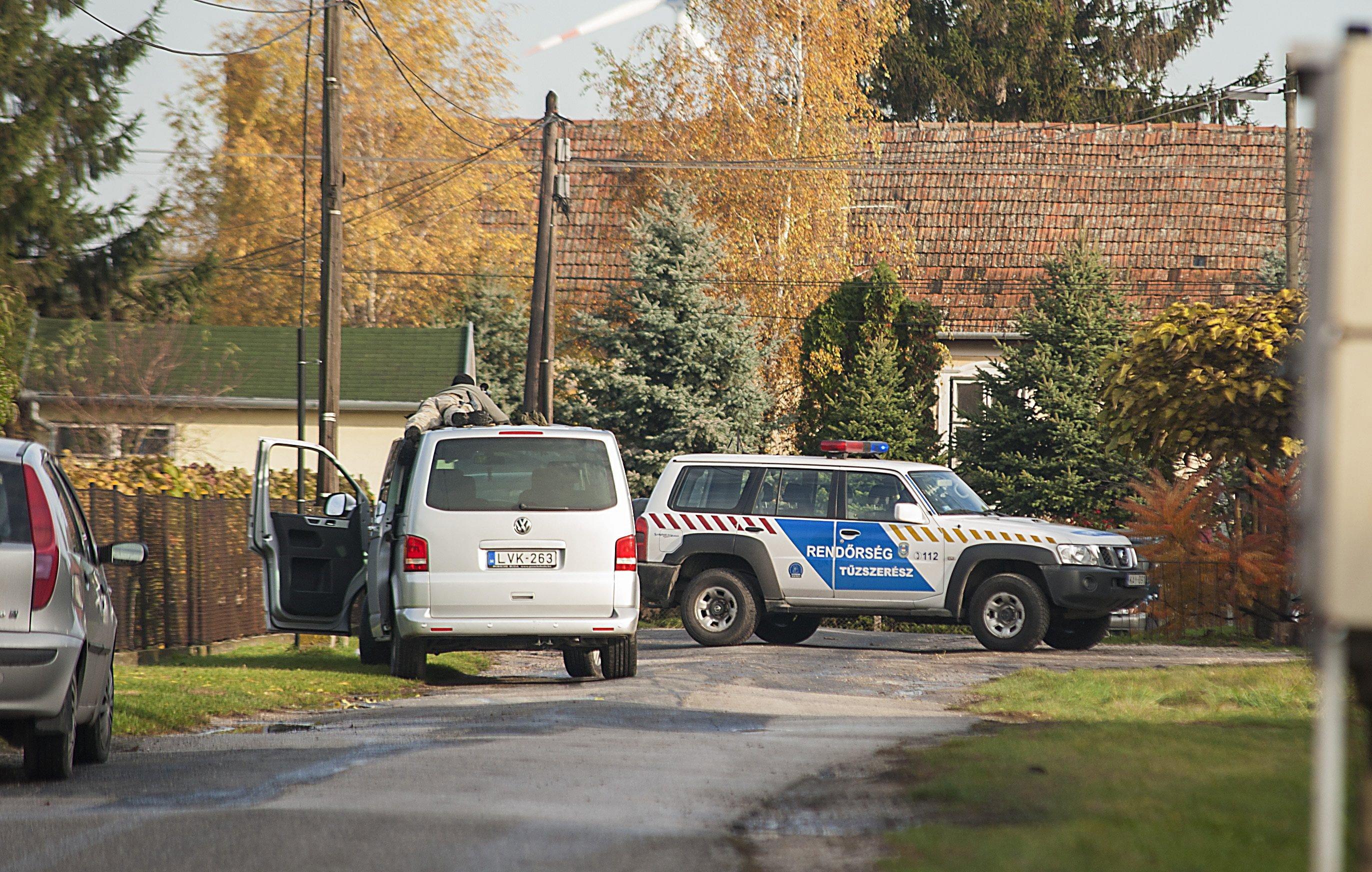Újabb,  a Magyar Nemzeti Arcvonalhoz köthető helyszínen találtak lőfegyvereket