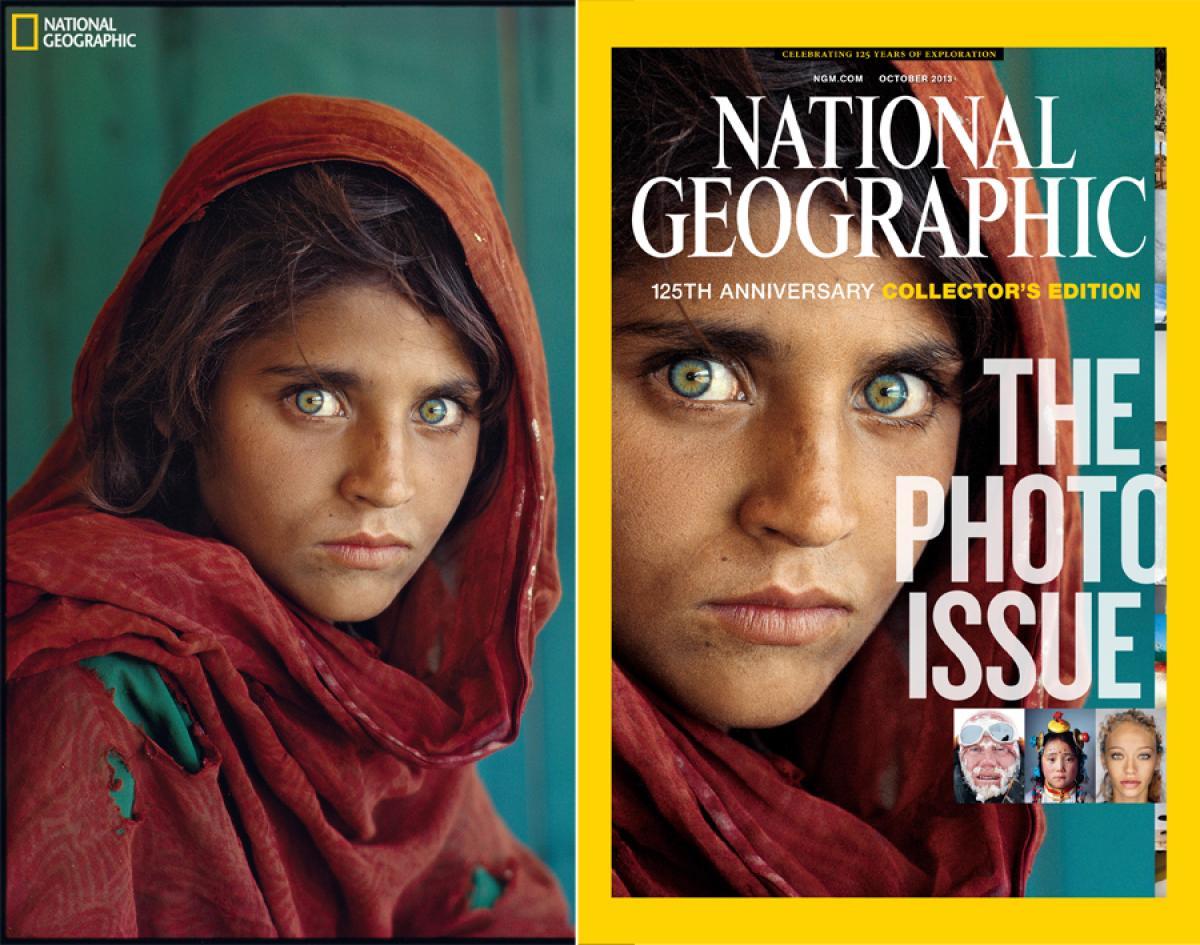 Letartóztatták a tekintete miatt 30 éve világhírűvé vált afgán lányt Pakisztánban