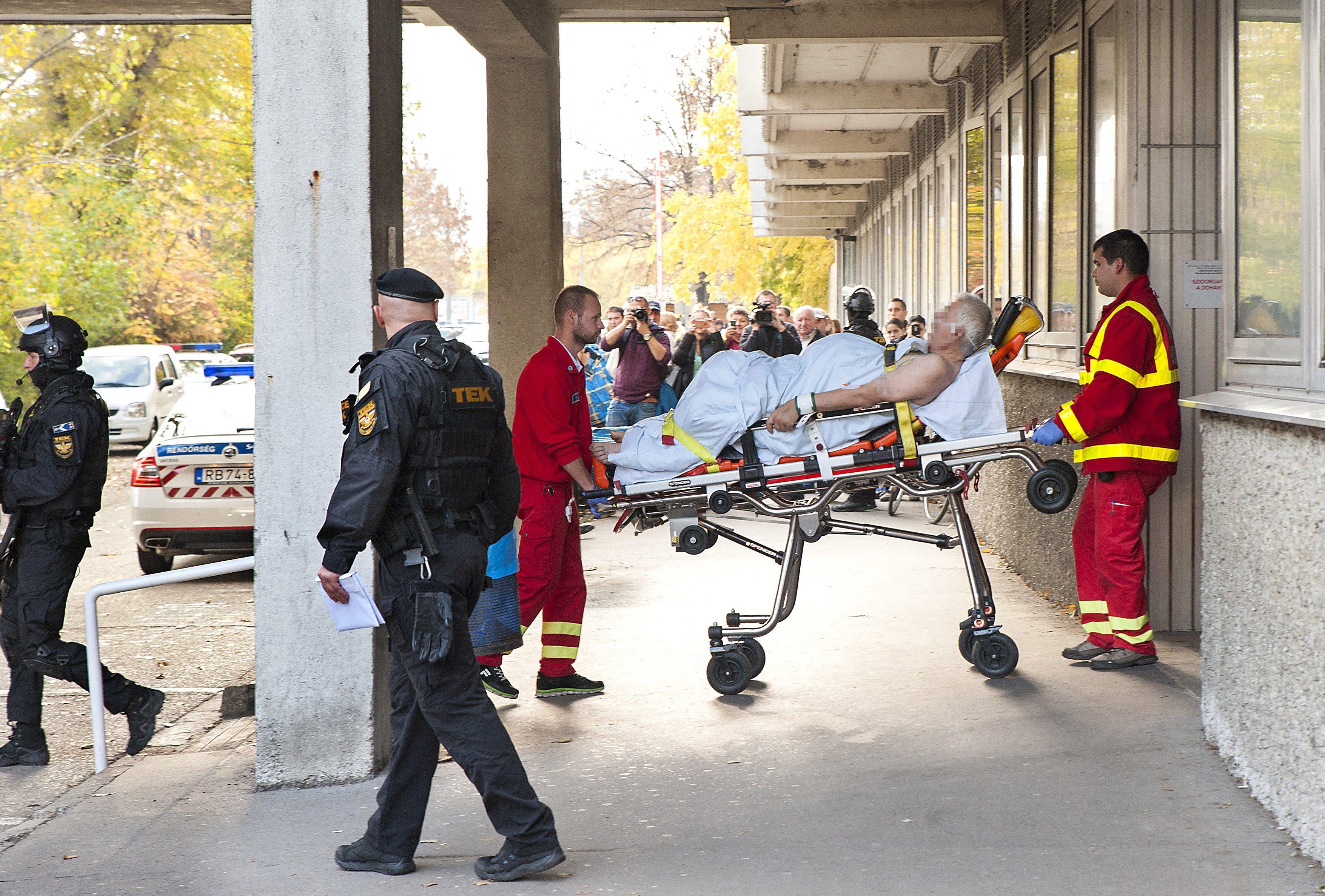Kiengedték a tököli rabkórházból a bőnyi rendőrgyilkost