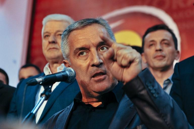 Tüdőgyulladással kórházba került a montenegrói elnök