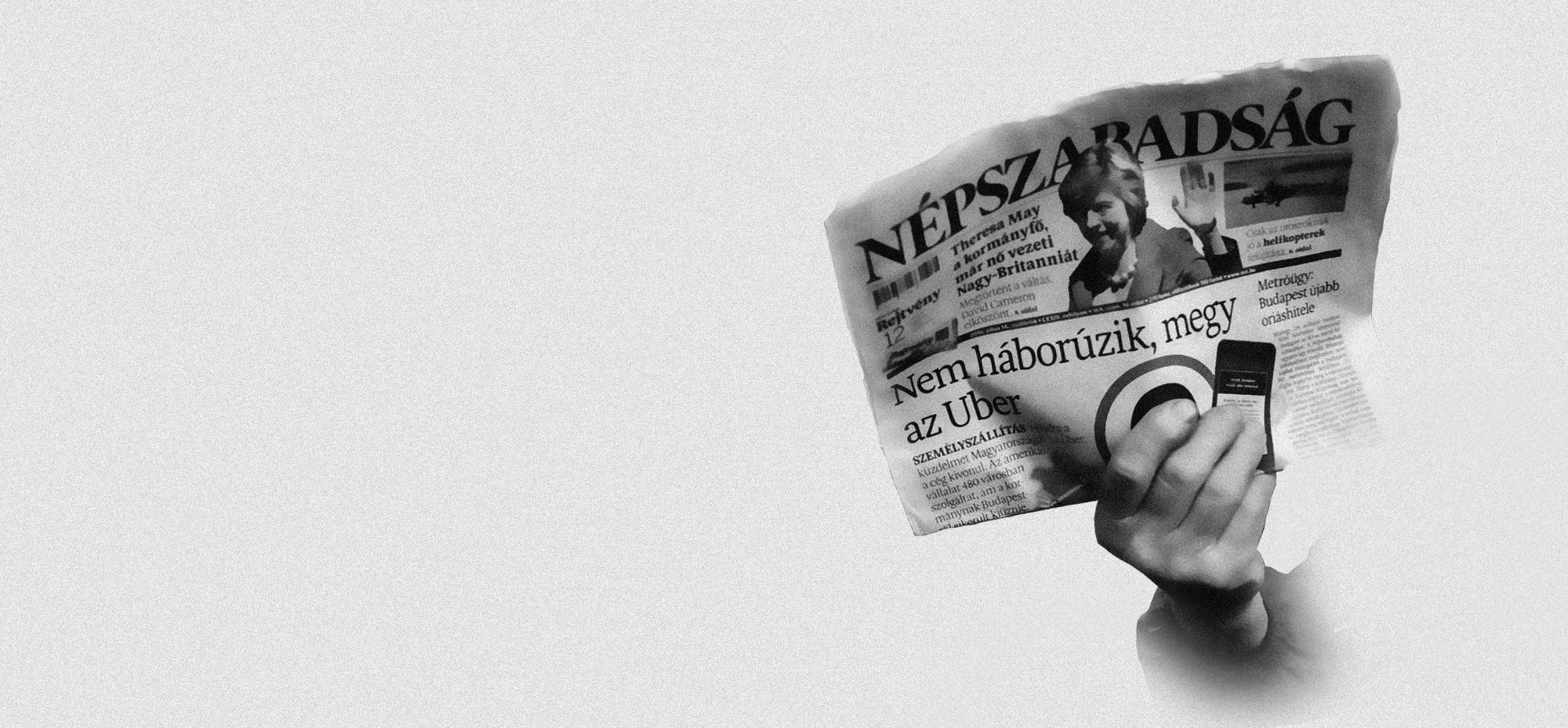 Már évekkel ezelőtt behálózta a Népszabadságot a Fidesz