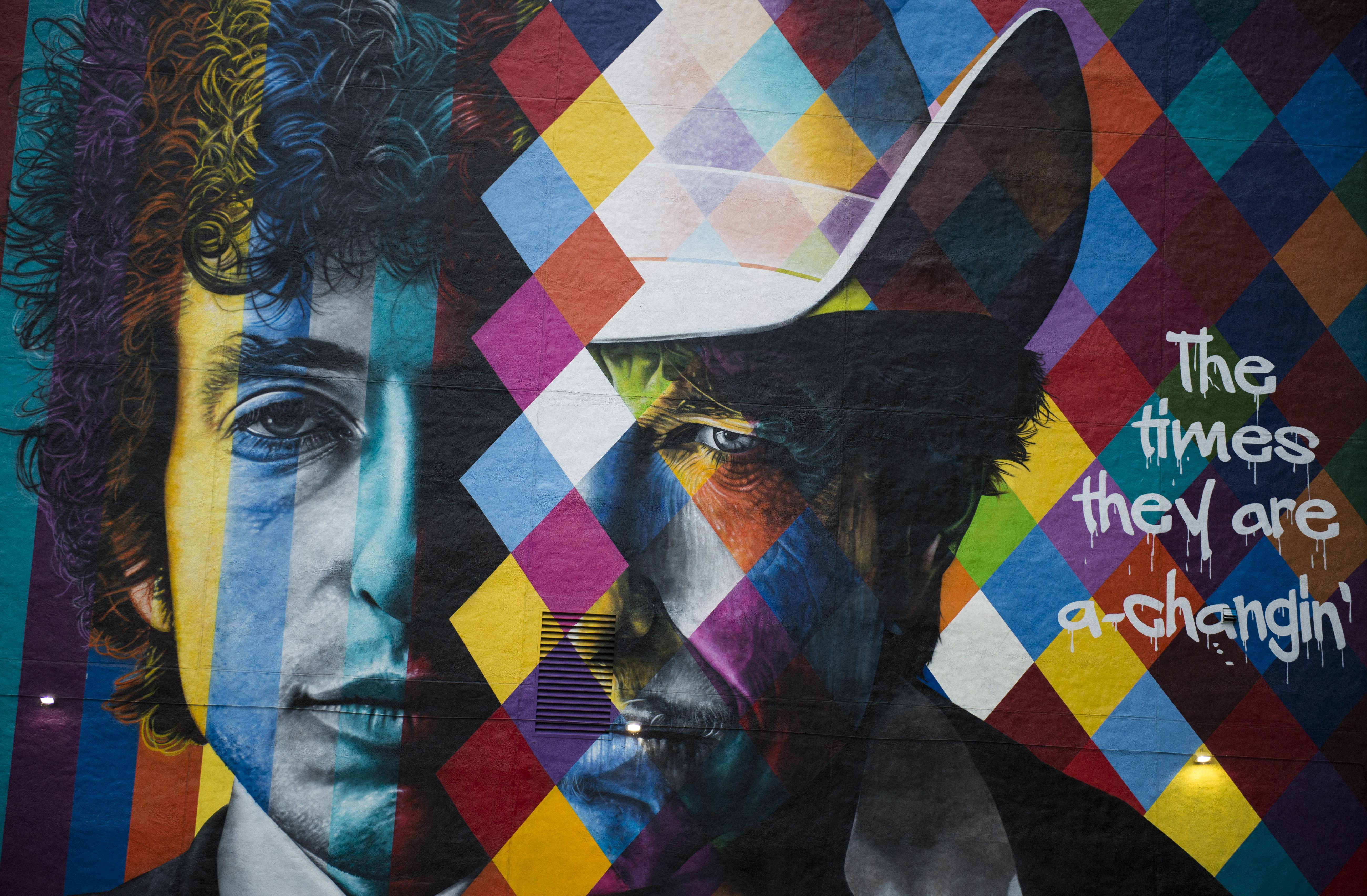 Bob Dylan két hét után megszólalt a Nobel-díjával kapcsolatban