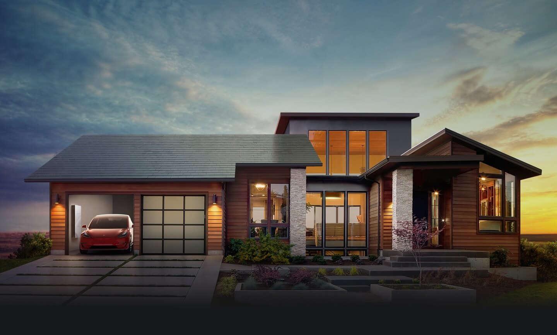 Egy hónap múlva rendelhető lesz Elon Musk napelemtetője