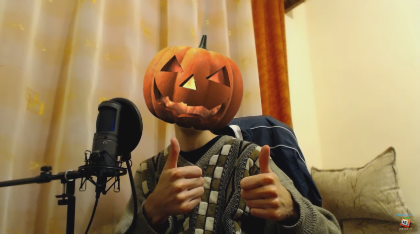A legszebb halloweeni köszöntő <3