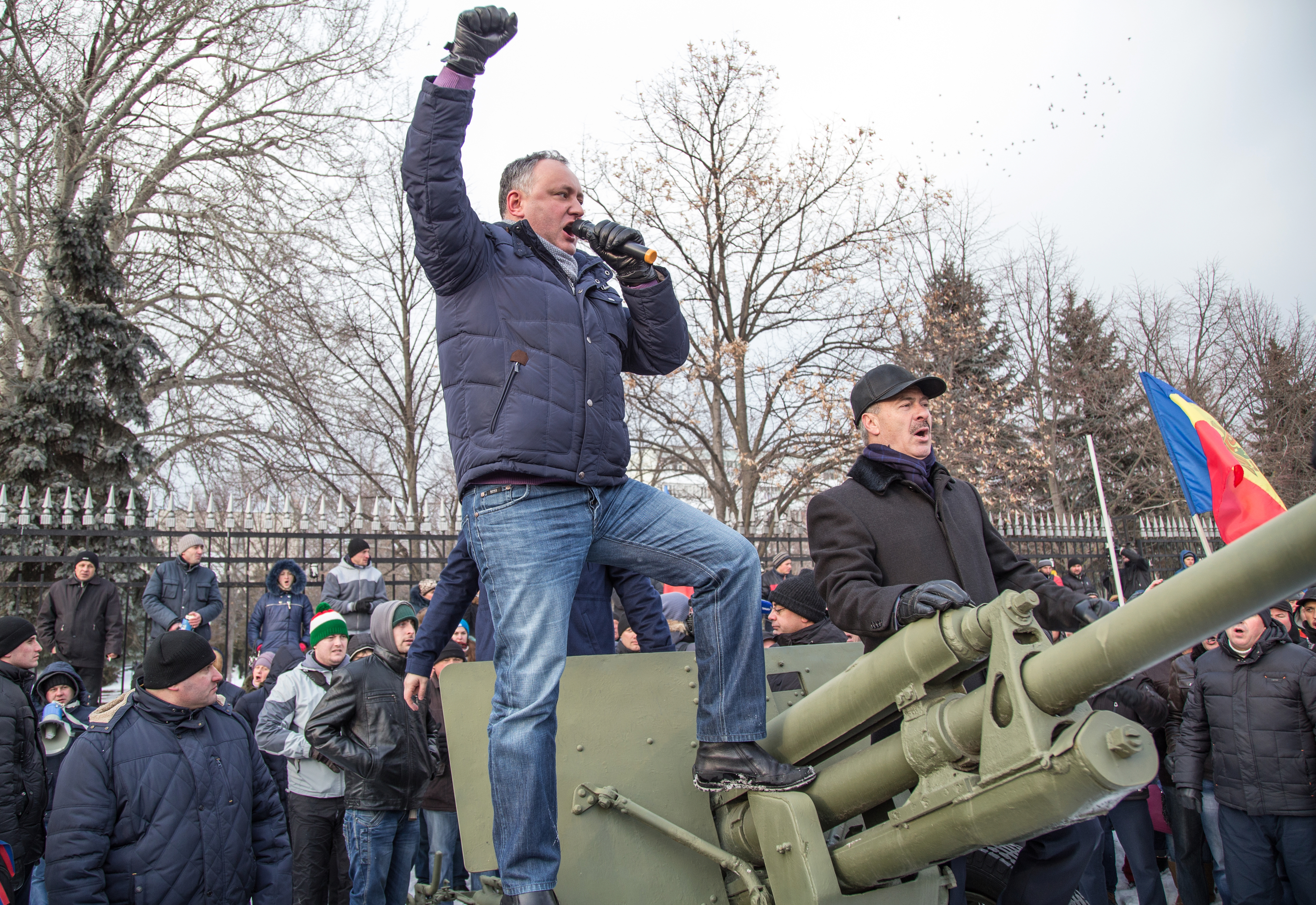 Moldova oroszbarát elnöke megvétózta, hogy az ország katonákat küldjön egy NATO-hadgyakorlatra