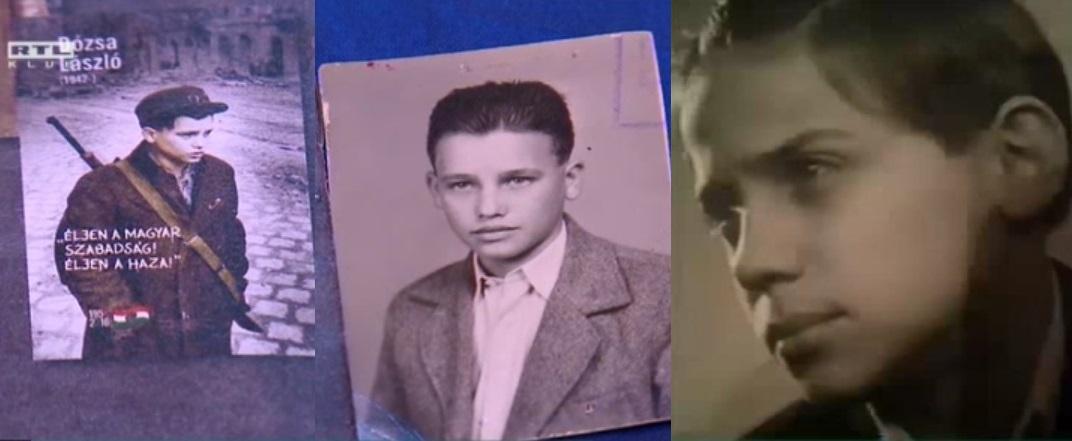 Előkerült az 1982-es interjú, amiben Pruck Pál is azt állítja, hogy ő szerepel a híres 1956-os fotón