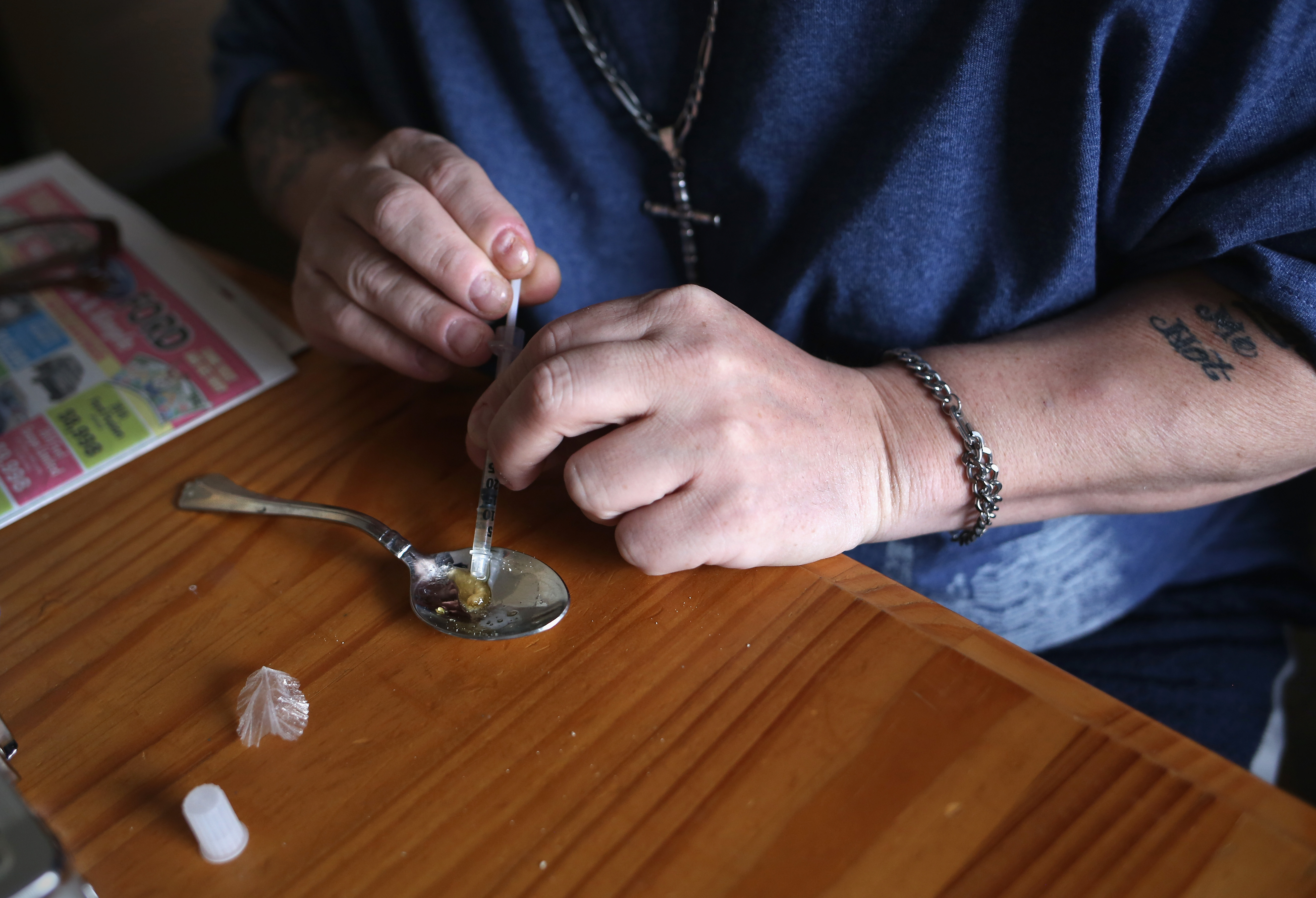Tavaly 93 ezer amerikai halt meg kábítószer-túladagolásban