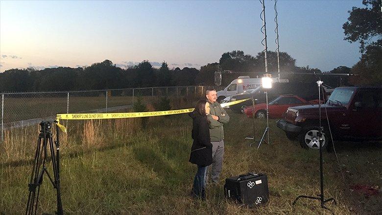 Nem volt elég drámai a bűntény helyszíne, az ABC News hamisított egyet