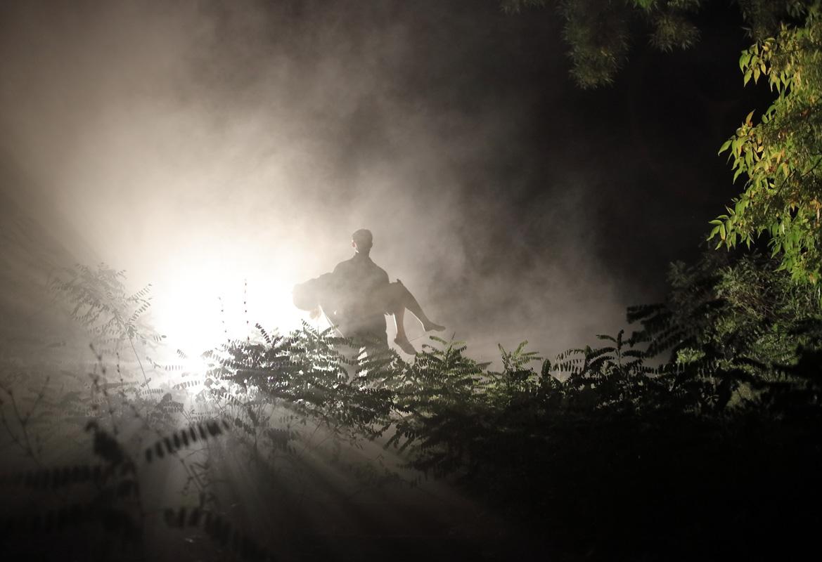 Paranoia: migránsnak nézték a helyiek a filmeseket a Martfűi rém forgatásán