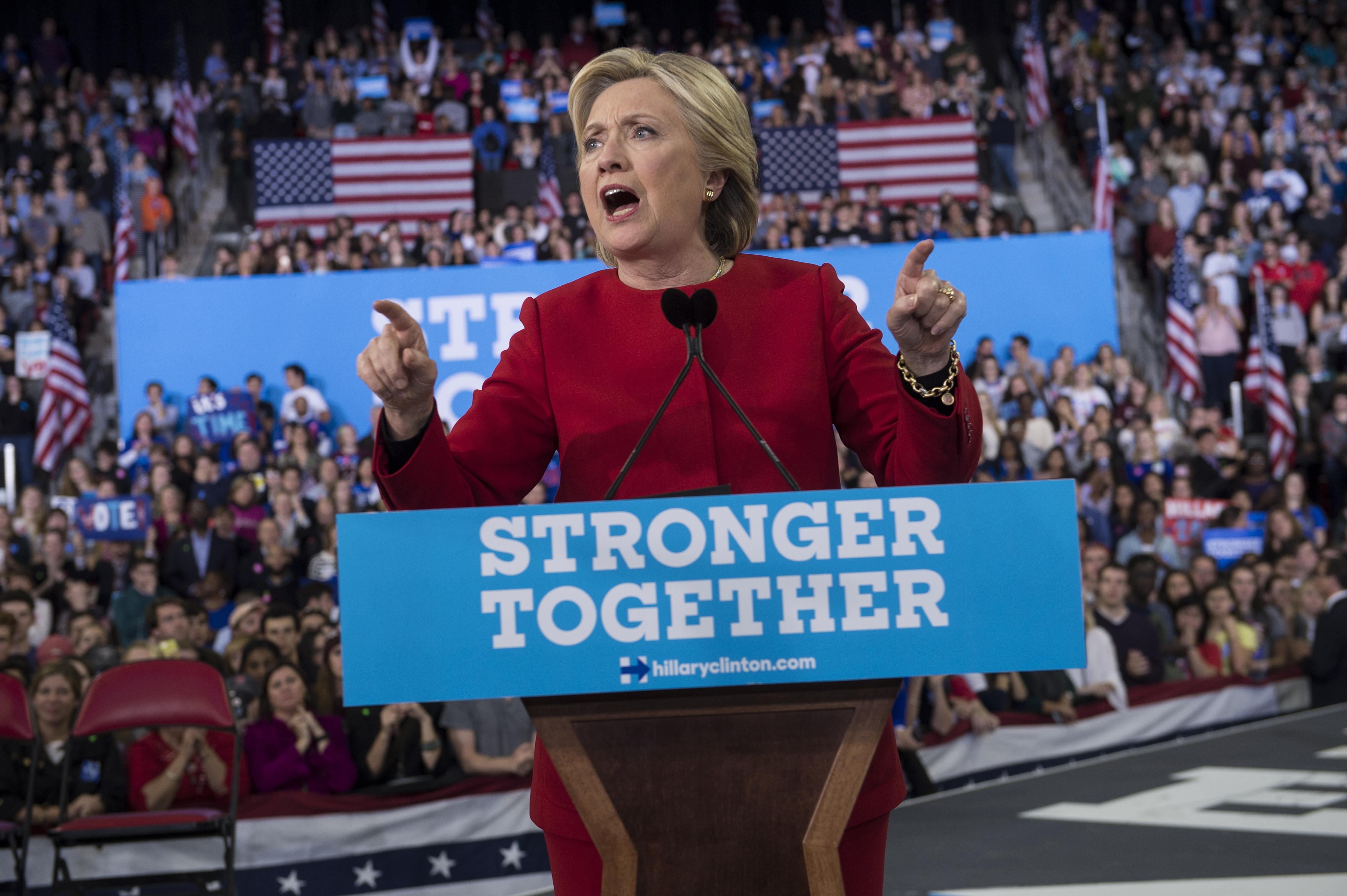 Reuters: Szinte biztos Hillary Clinton győzelme