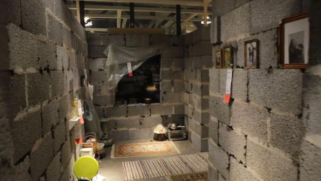 Egy norvég IKEA berendezte egy szíriai család otthonát