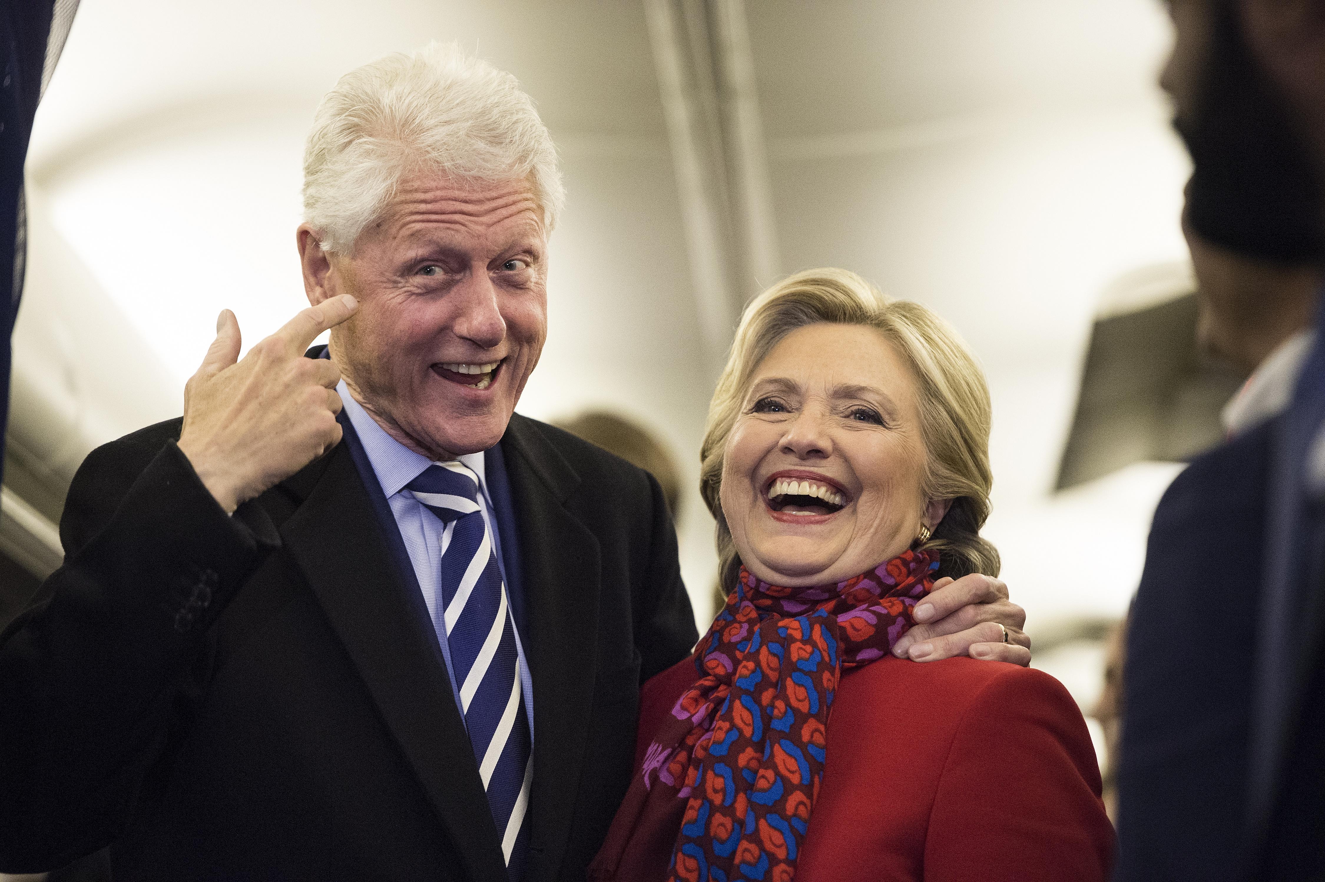 Hillary Clinton szerint Bill Clinton nem élt vissza a hatalmával, amikor viszonya volt Monica Lewinskyvel