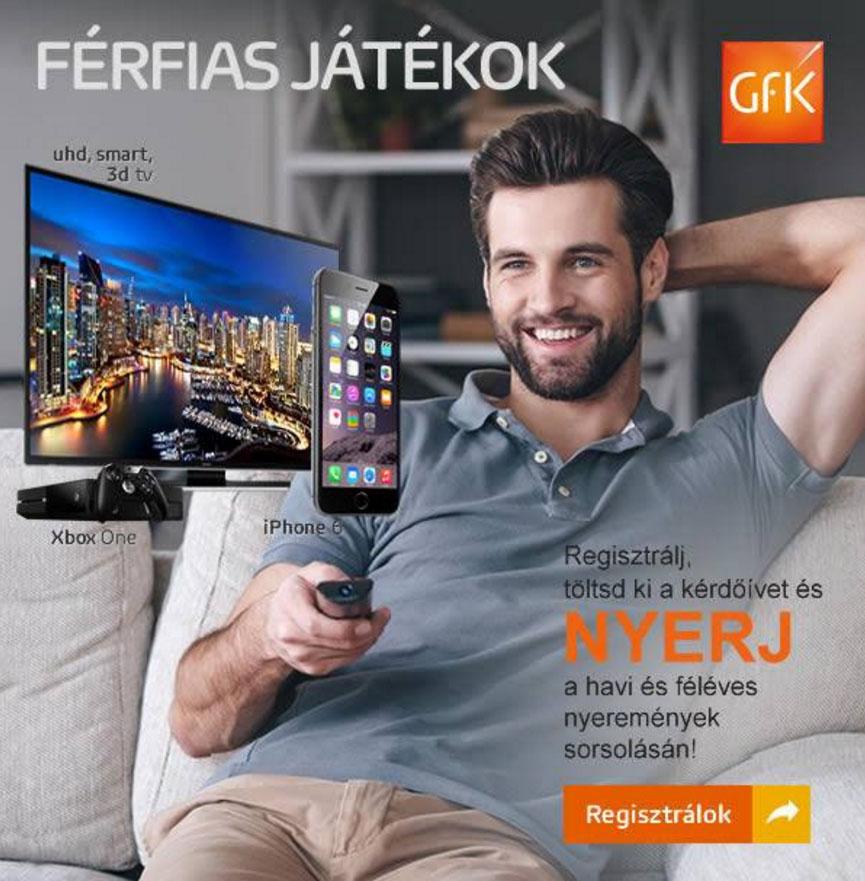 Béna, szexista reklám tekintetében a Gfk piackutató szorosan ott lohol a Tesco nyomában