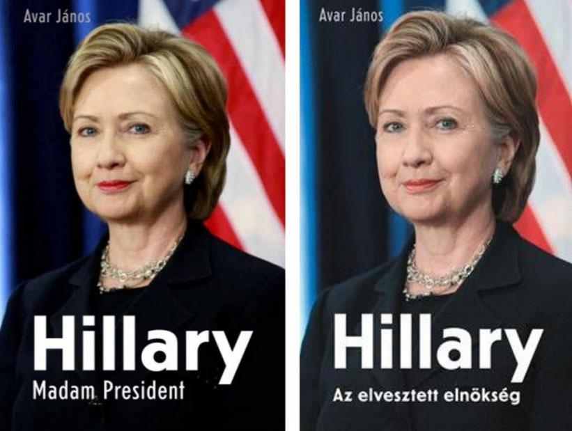 Avar János már megírta Hillary Clinton győzelmének történetét, amikor beütött a ménkű