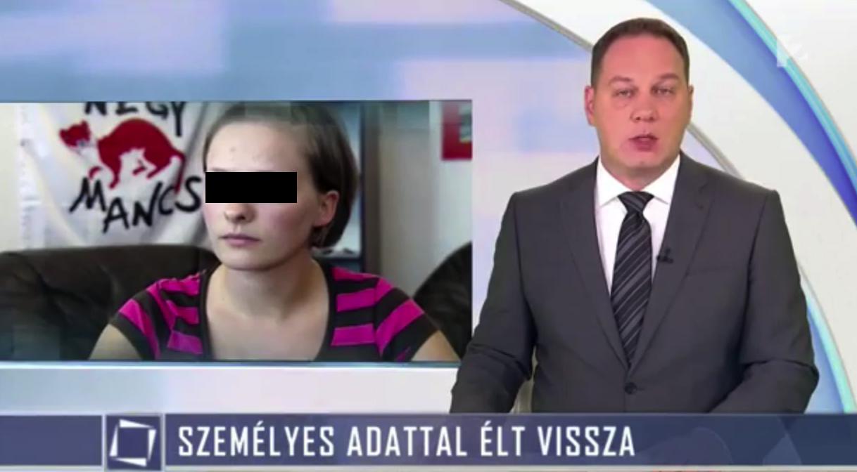 A TV2 le akarta járatni a hvg.hu újságíróját, de visszafelé sült el a dolog