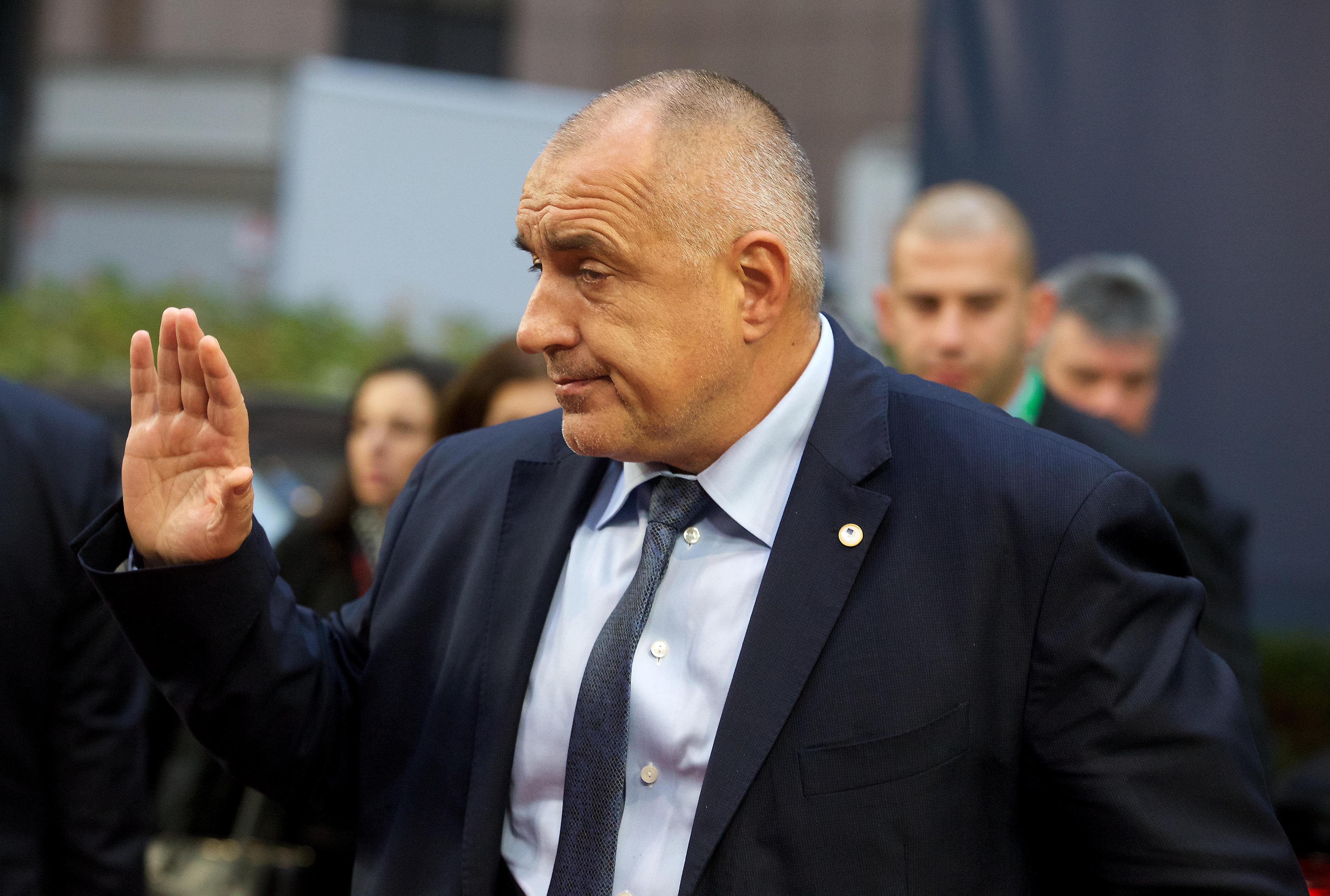 Megbírságolták a bolgár miniszterelnököt, amiért nem viselt maszkot