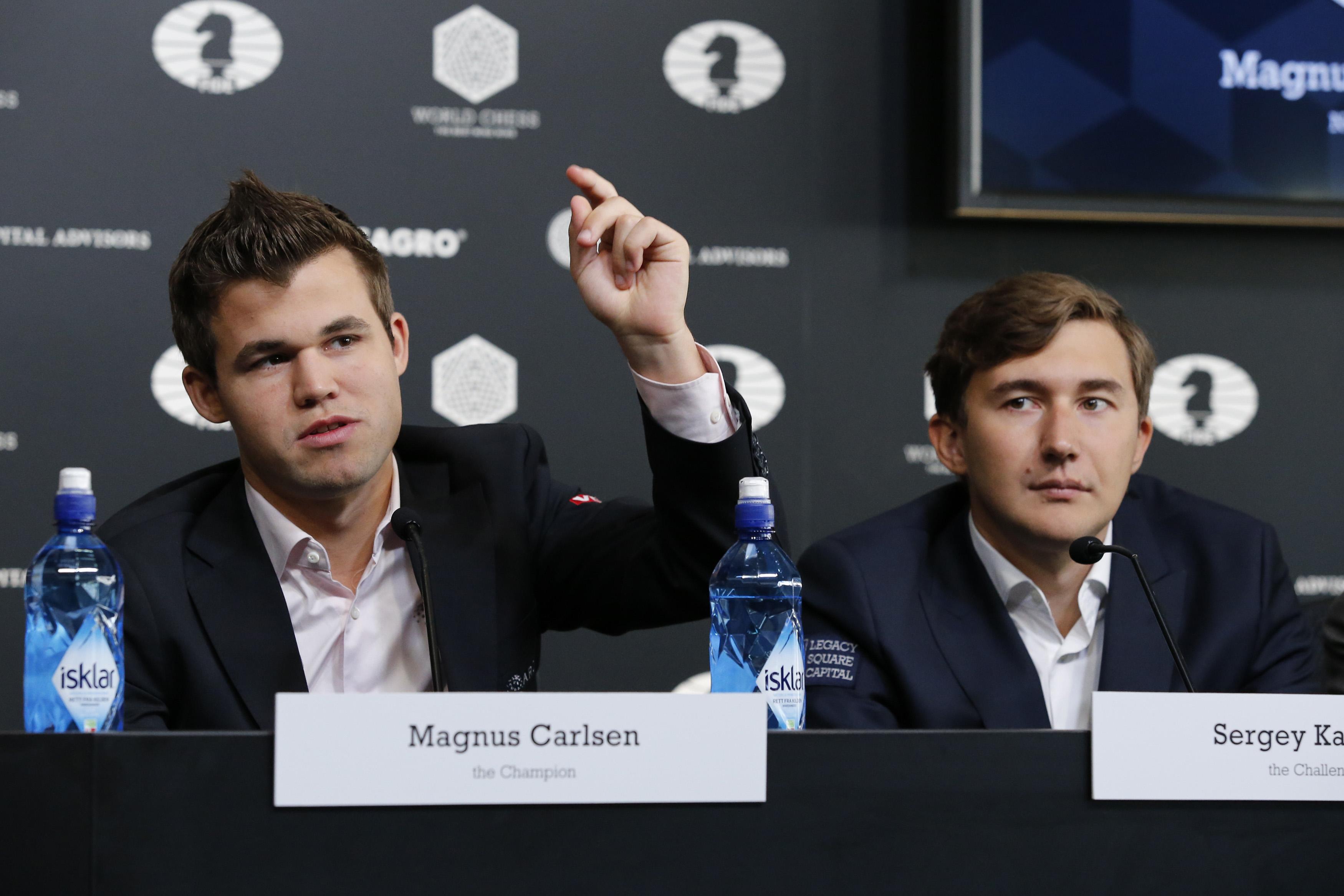 Az újkori hidegháborús hangulat utolérte a sakkvilágbajnokság döntőjét is