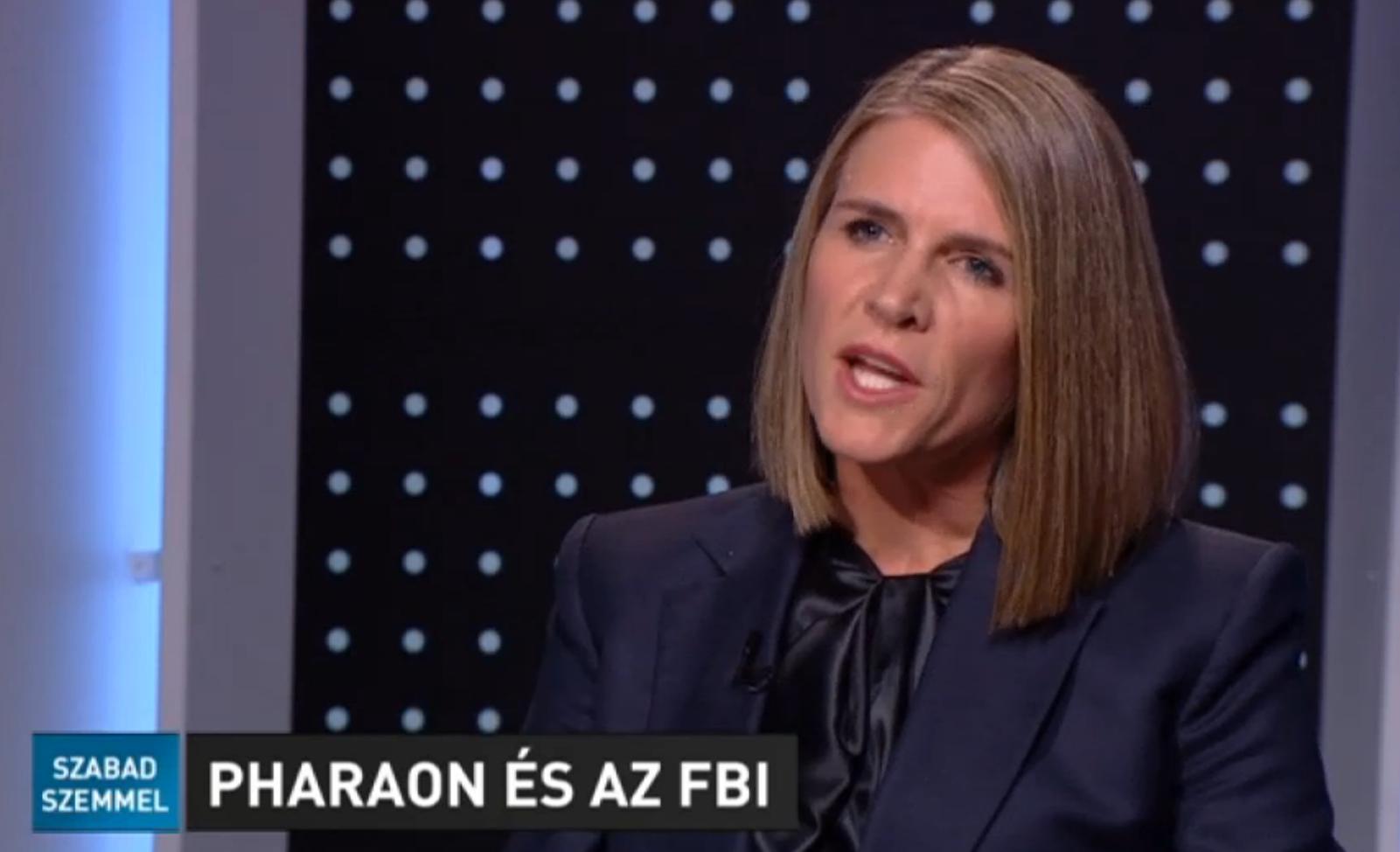 Bell: Pharaon egy körözött bűnöző, és ezt elmondták a magyaroknak