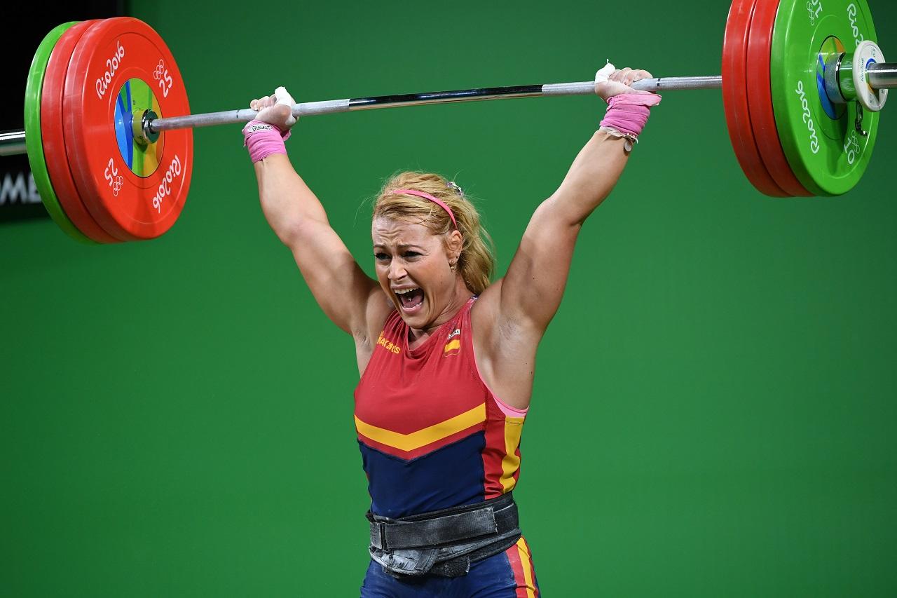 Lidia Valentín úgy lesz háromszoros olimpiai érmes, hogy csak egyszer állhatott dobogón